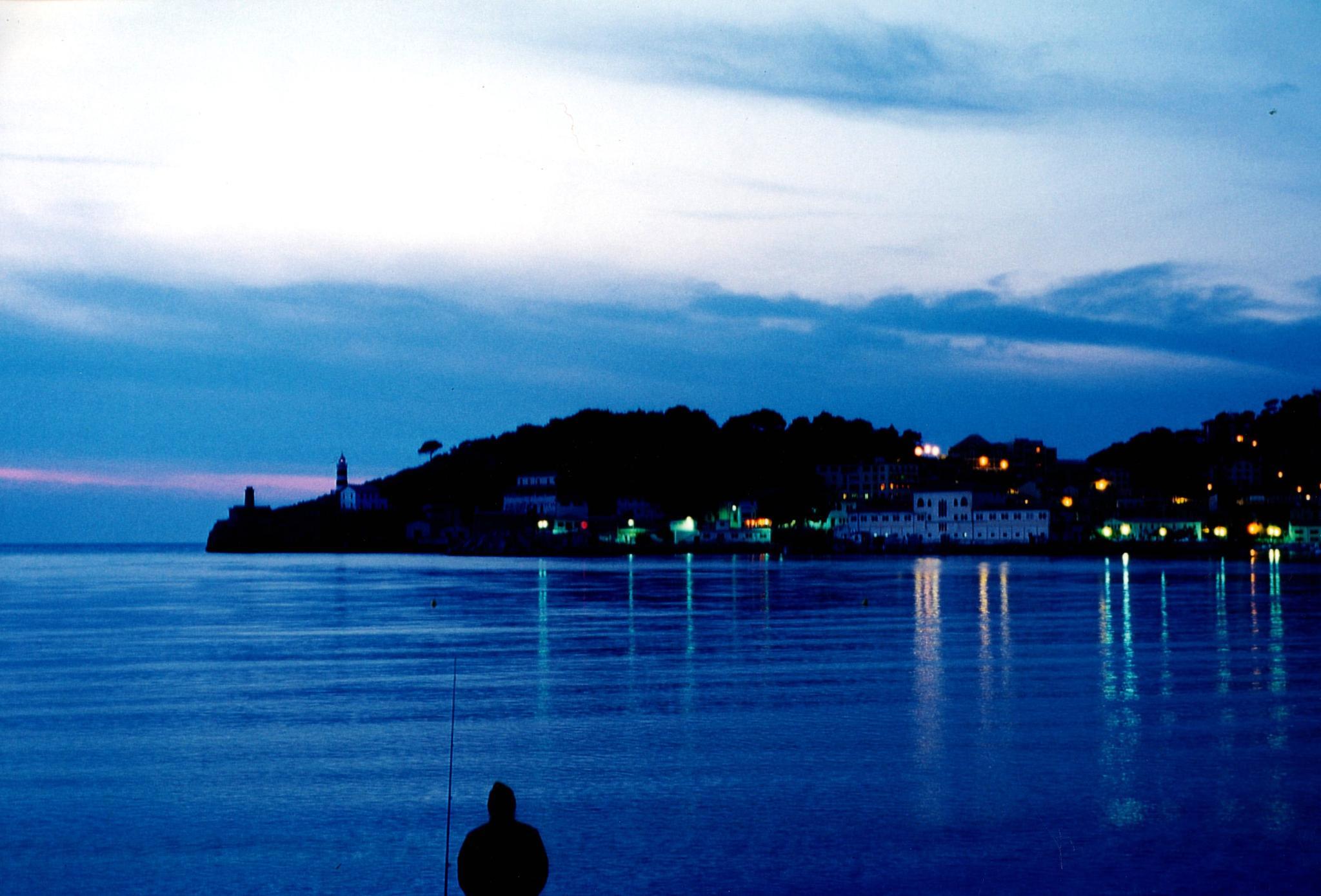 Blue Hour by Detlef F. Rimkus