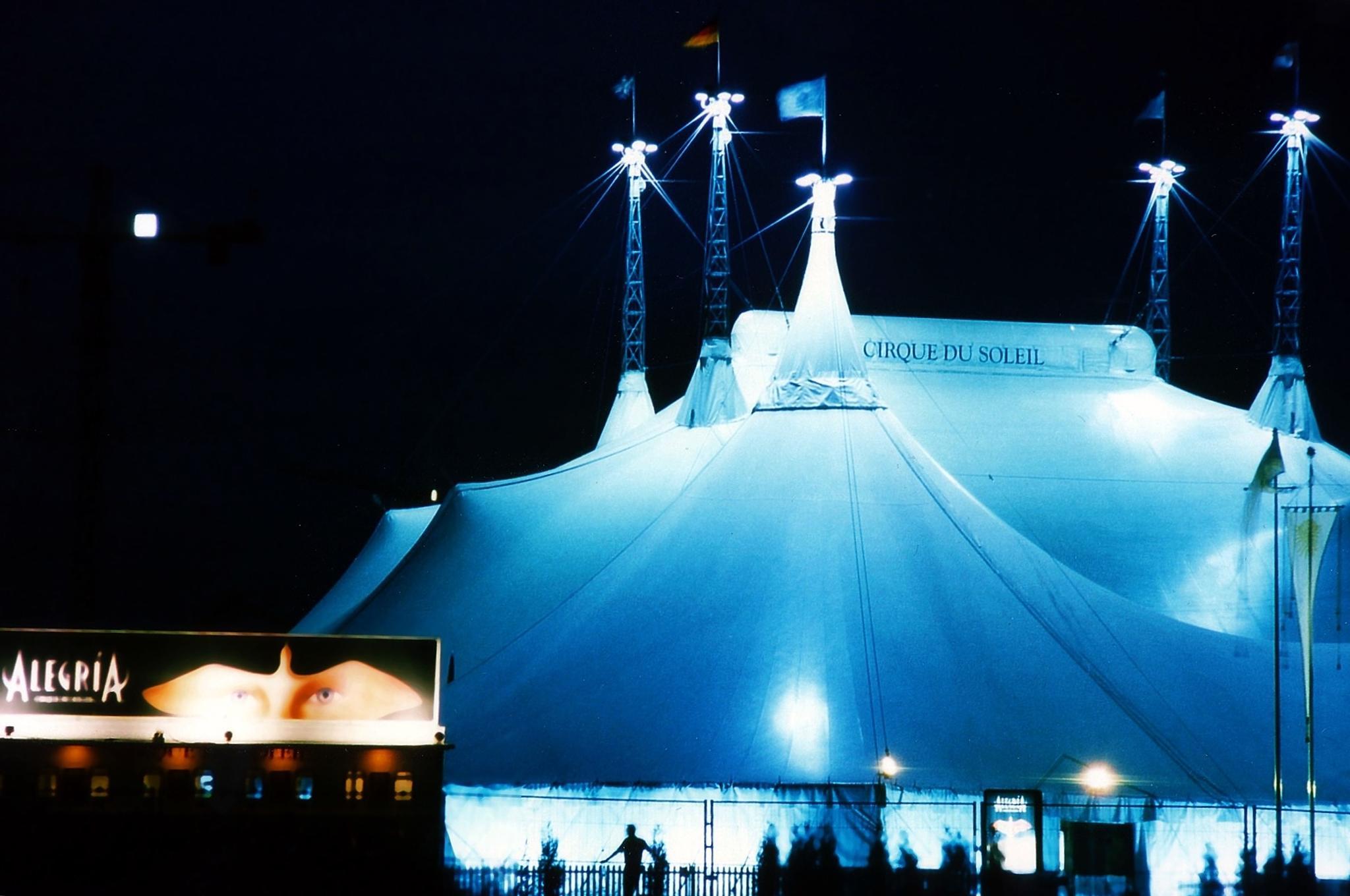 Circus by Detlef F. Rimkus
