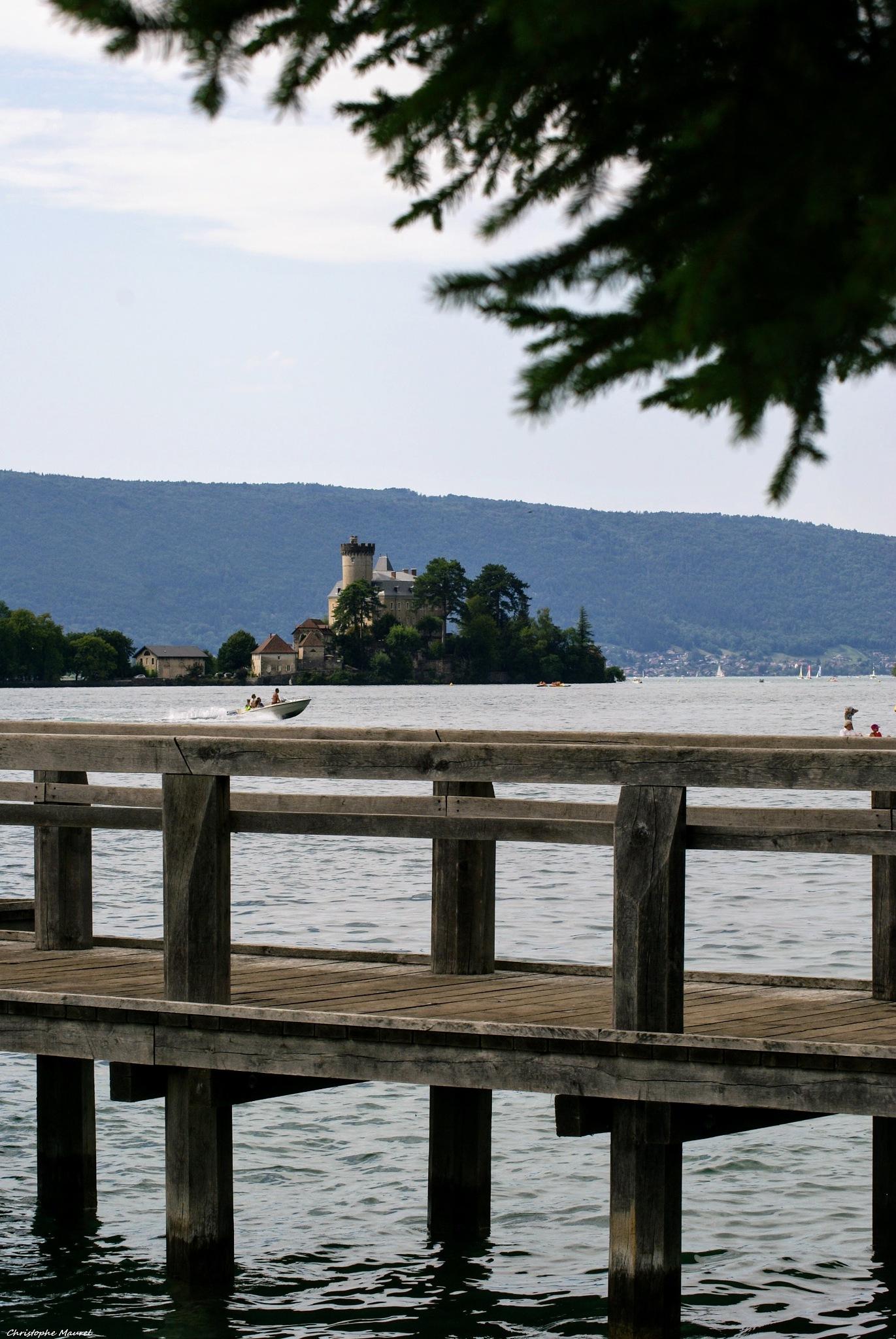 Haute-Savoie......Lac Annecy. by christophe.maurel15