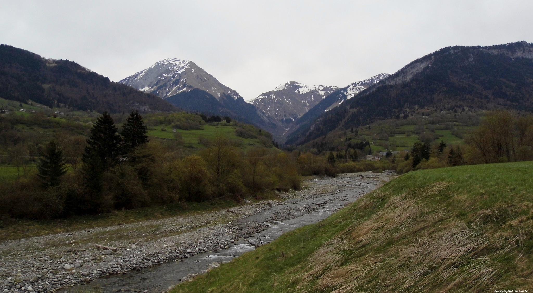 Massif des Bauges .......Savoie by christophe.maurel15