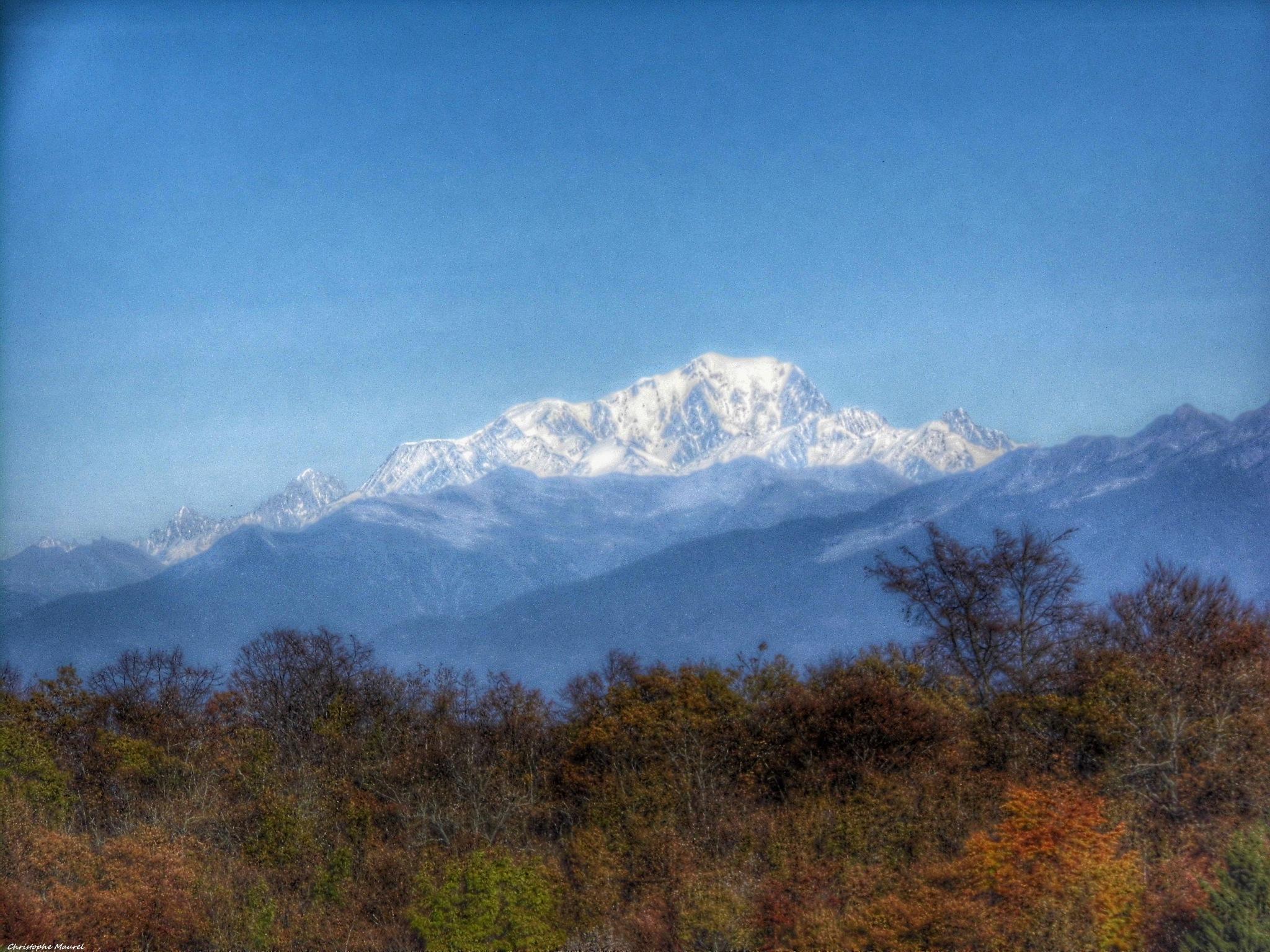 Mont-Blanc.........Savoie. by christophe.maurel15