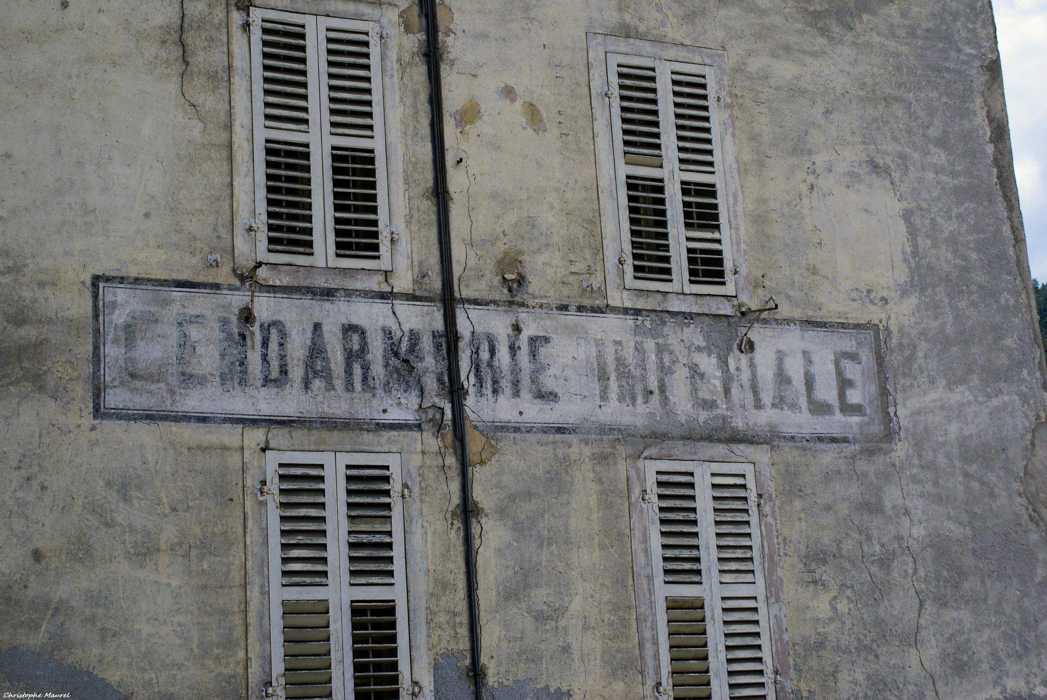 Savoie......Beaufort-Sur-Doron. by christophe.maurel15