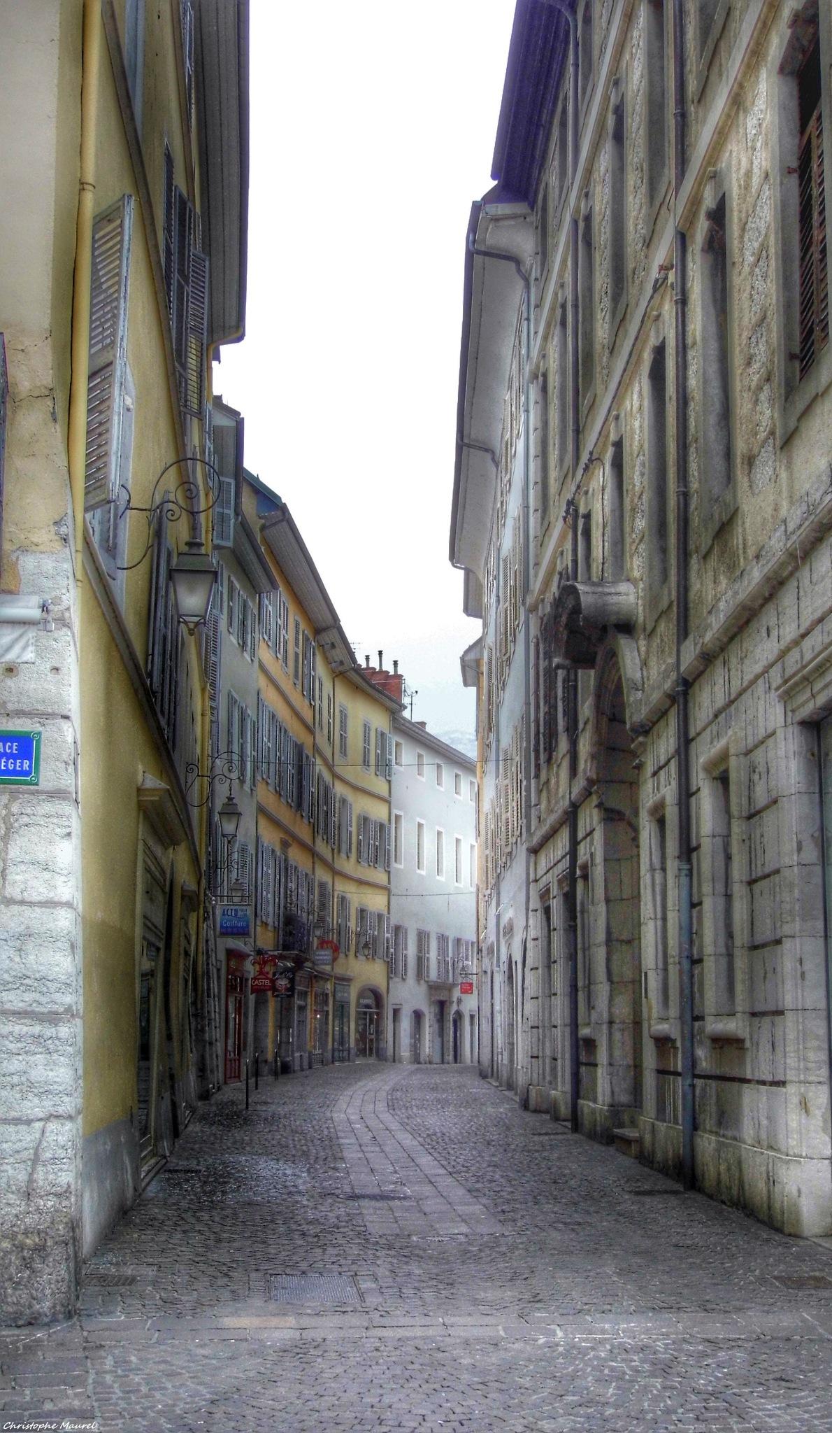 Chambery..........Savoie. by christophe.maurel15