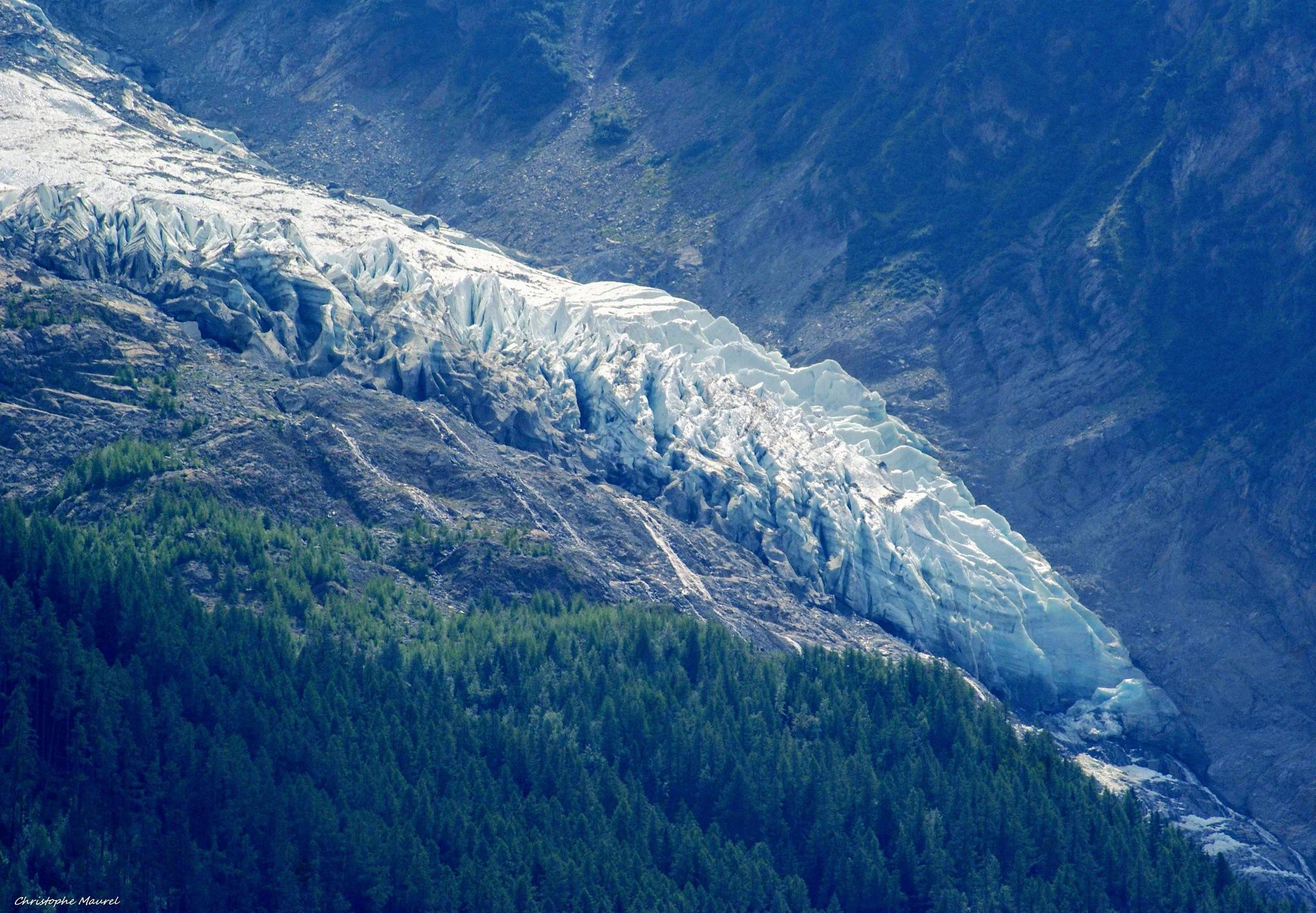 Haute-Savoie......Glacier ..Chamonix. by christophe.maurel15