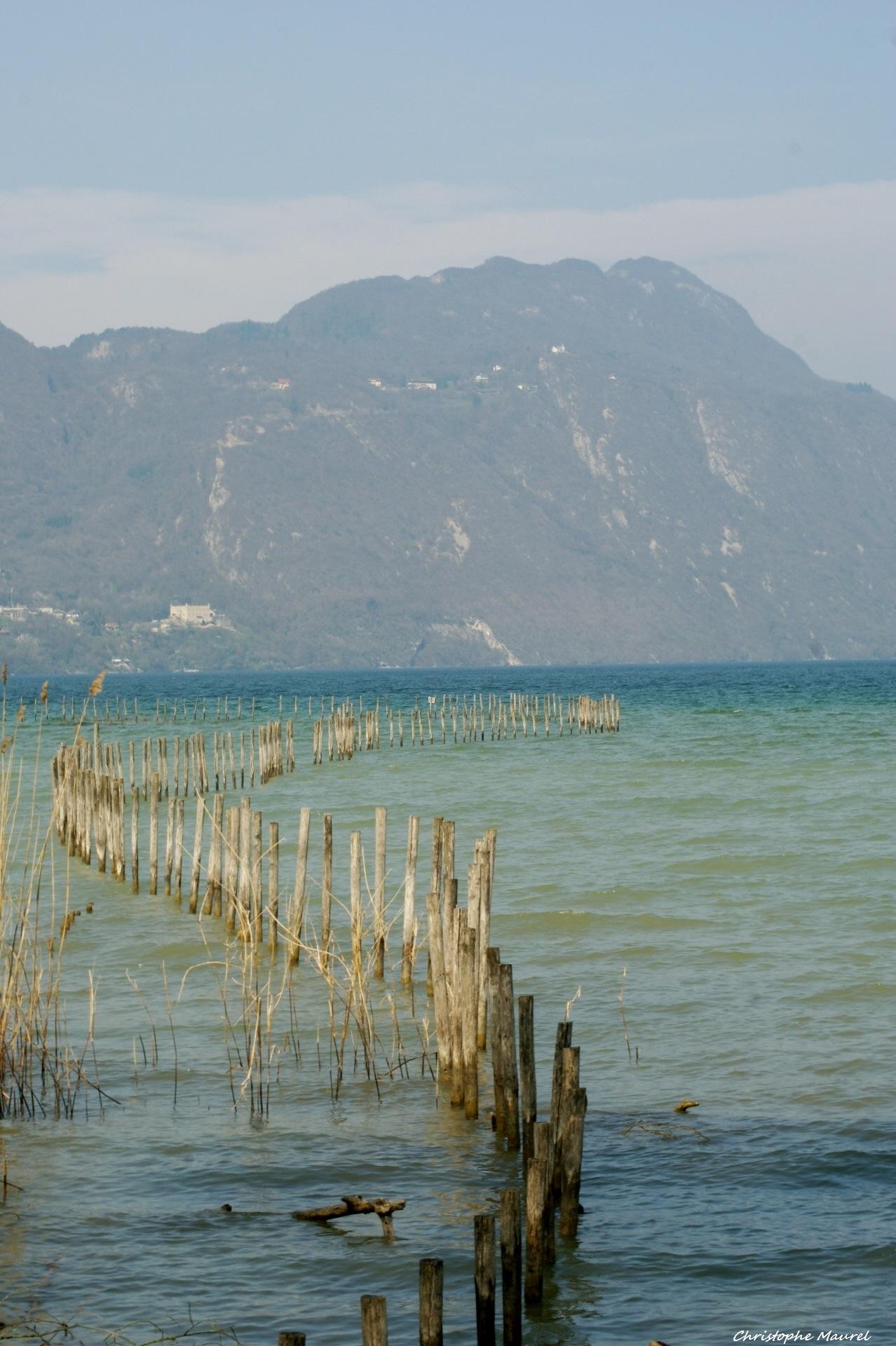 Savoie.....Lac du Bourget. by christophe.maurel15