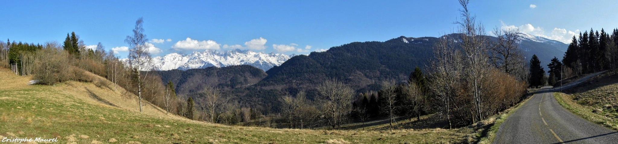 Savoie......Col de Champlaurent. by christophe.maurel15