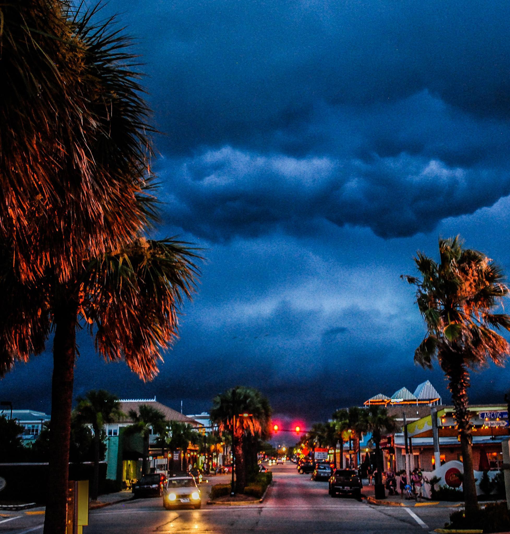 Summer Storm by PrentissFindlay