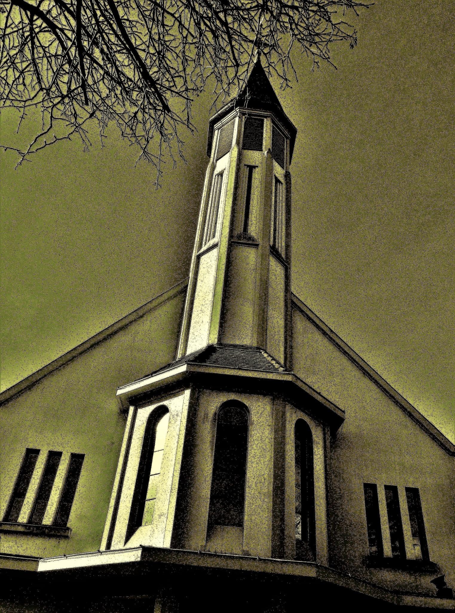 Church by catherinevigili