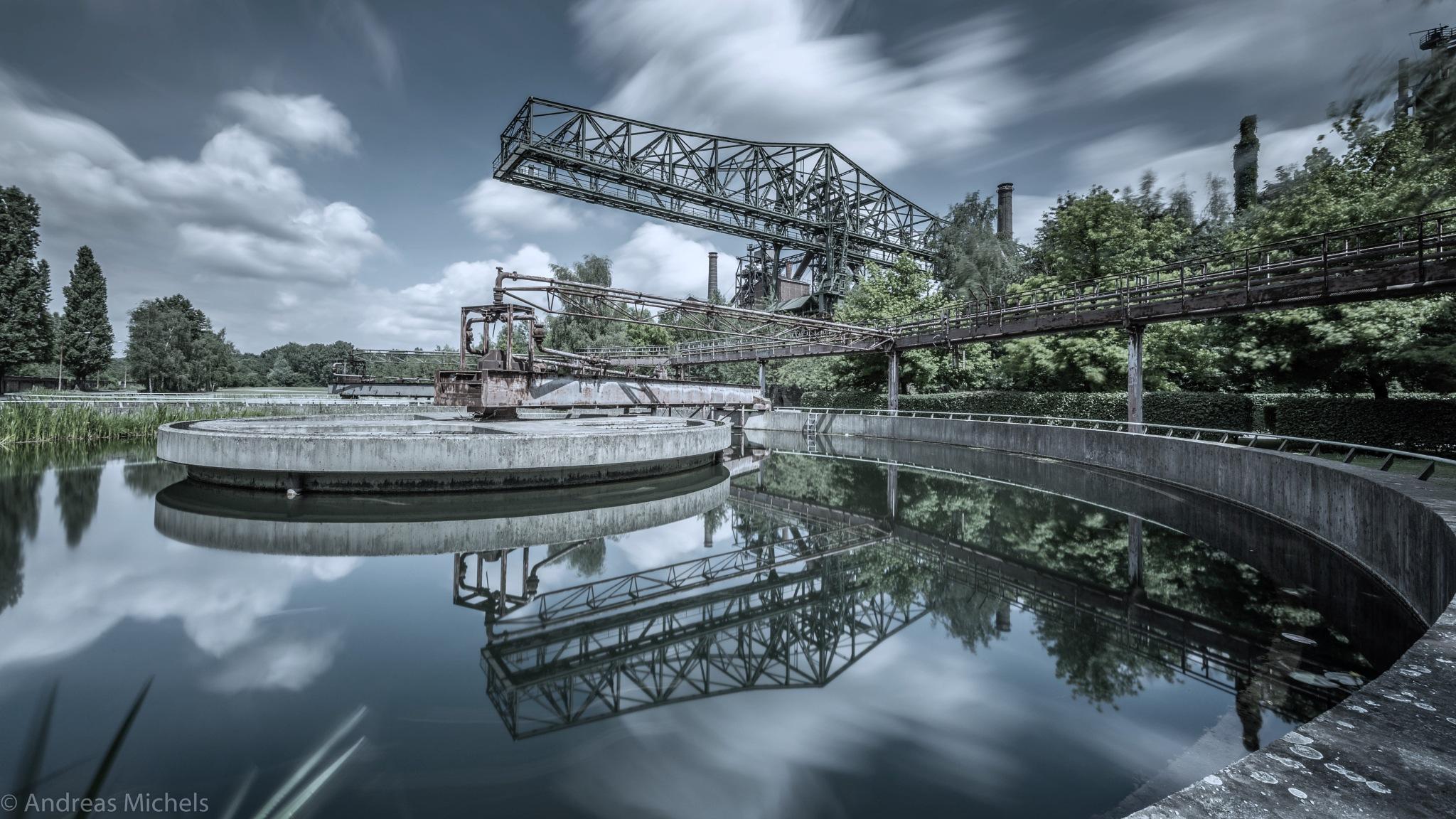 Landschaftspark Duisburg-Nord by Andreas Michels