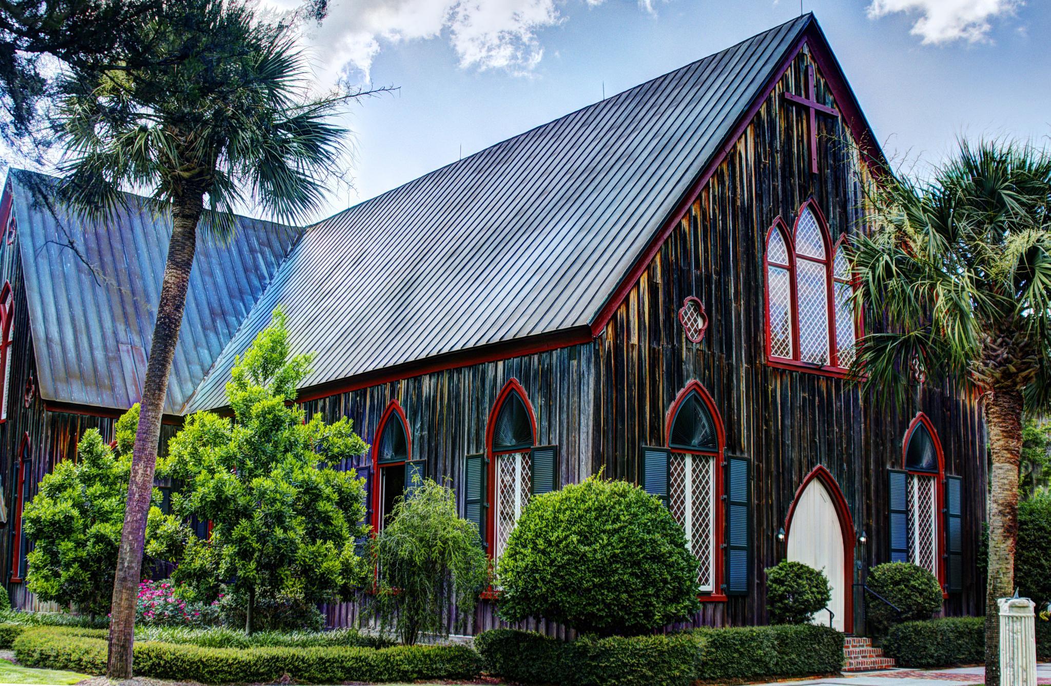 Church of the Cross (2) by Brett Richardson