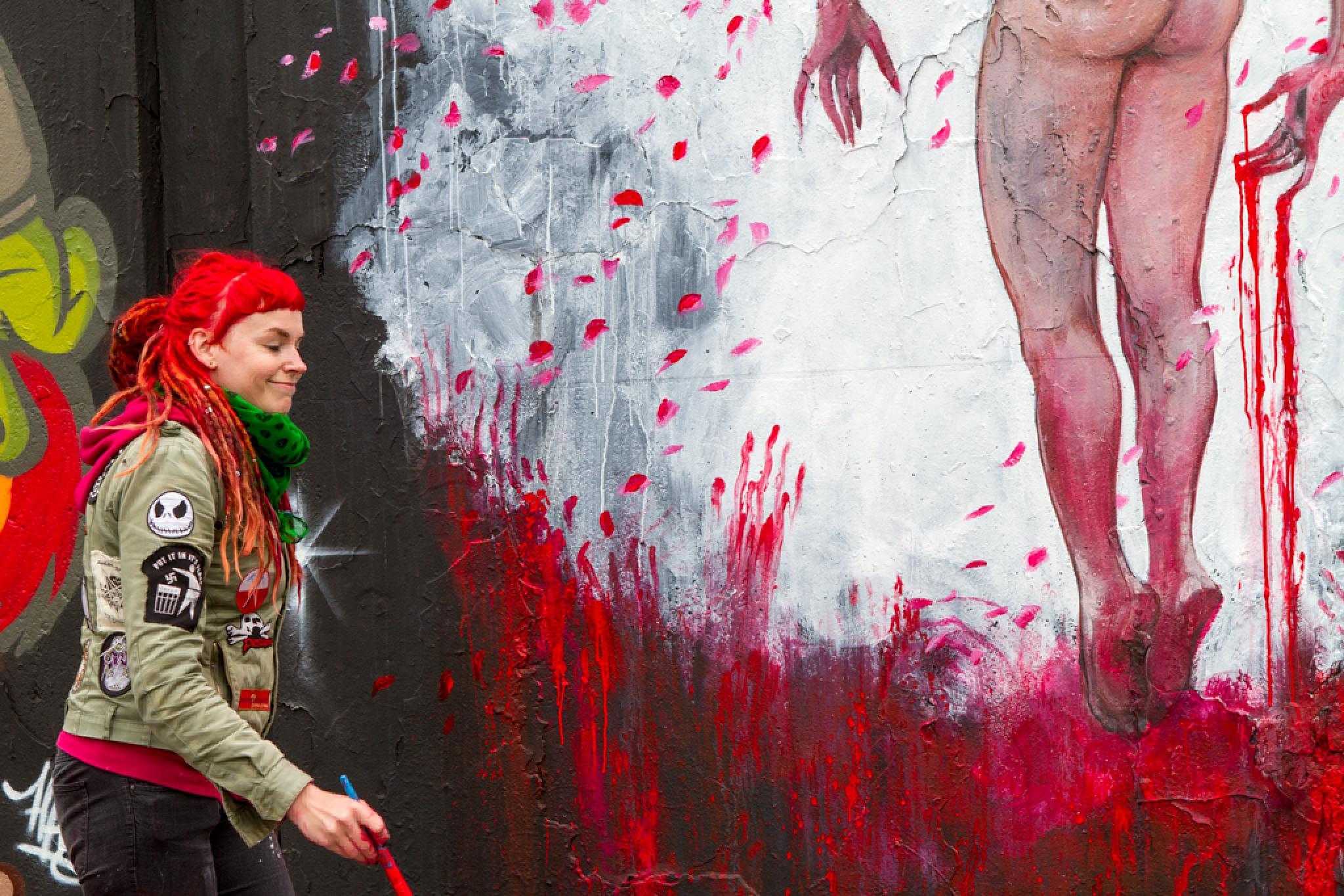 Grafitti festival by JoseVerstegen