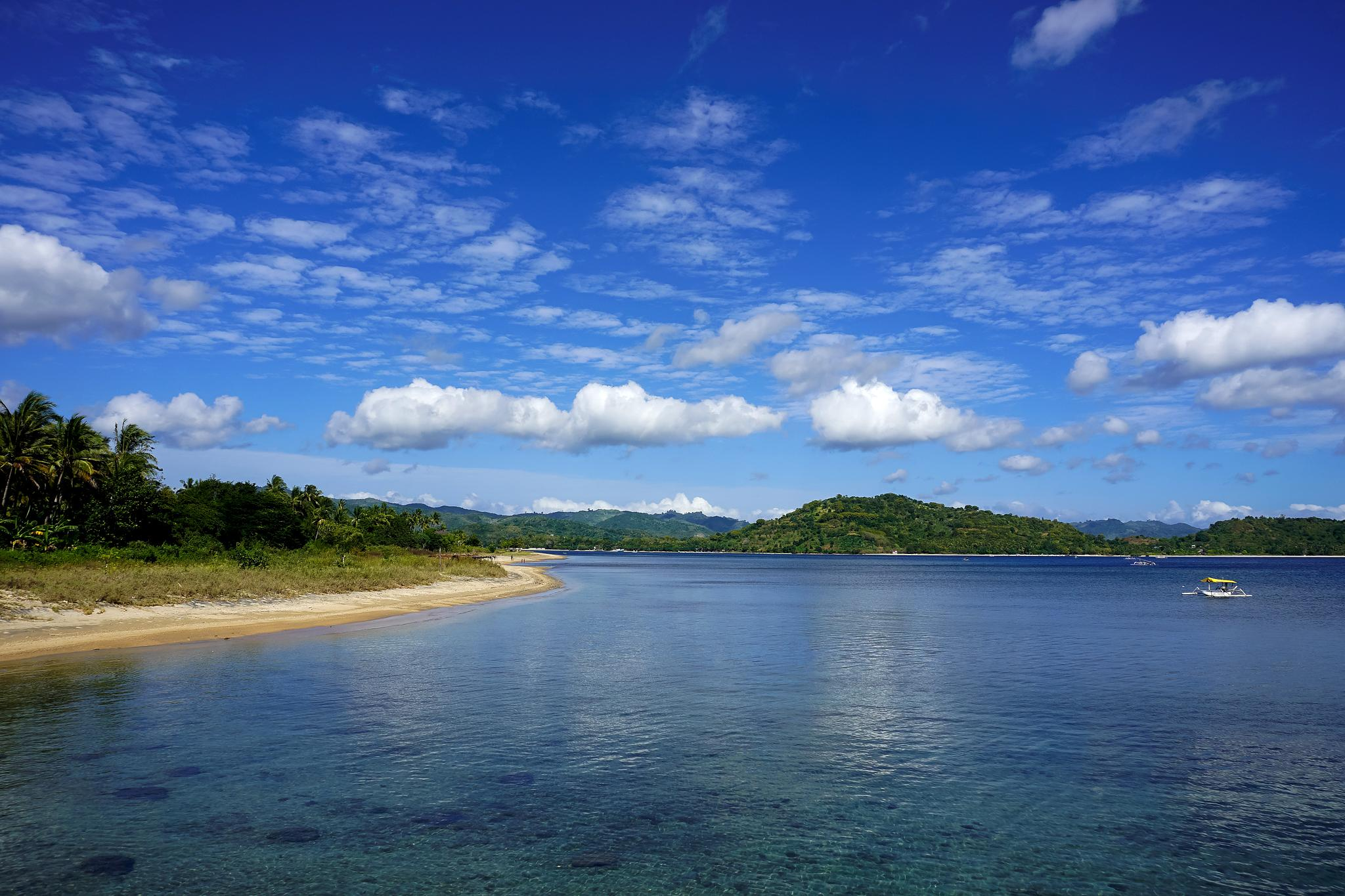 Sekotong Beach by Gema Dwi Saptono