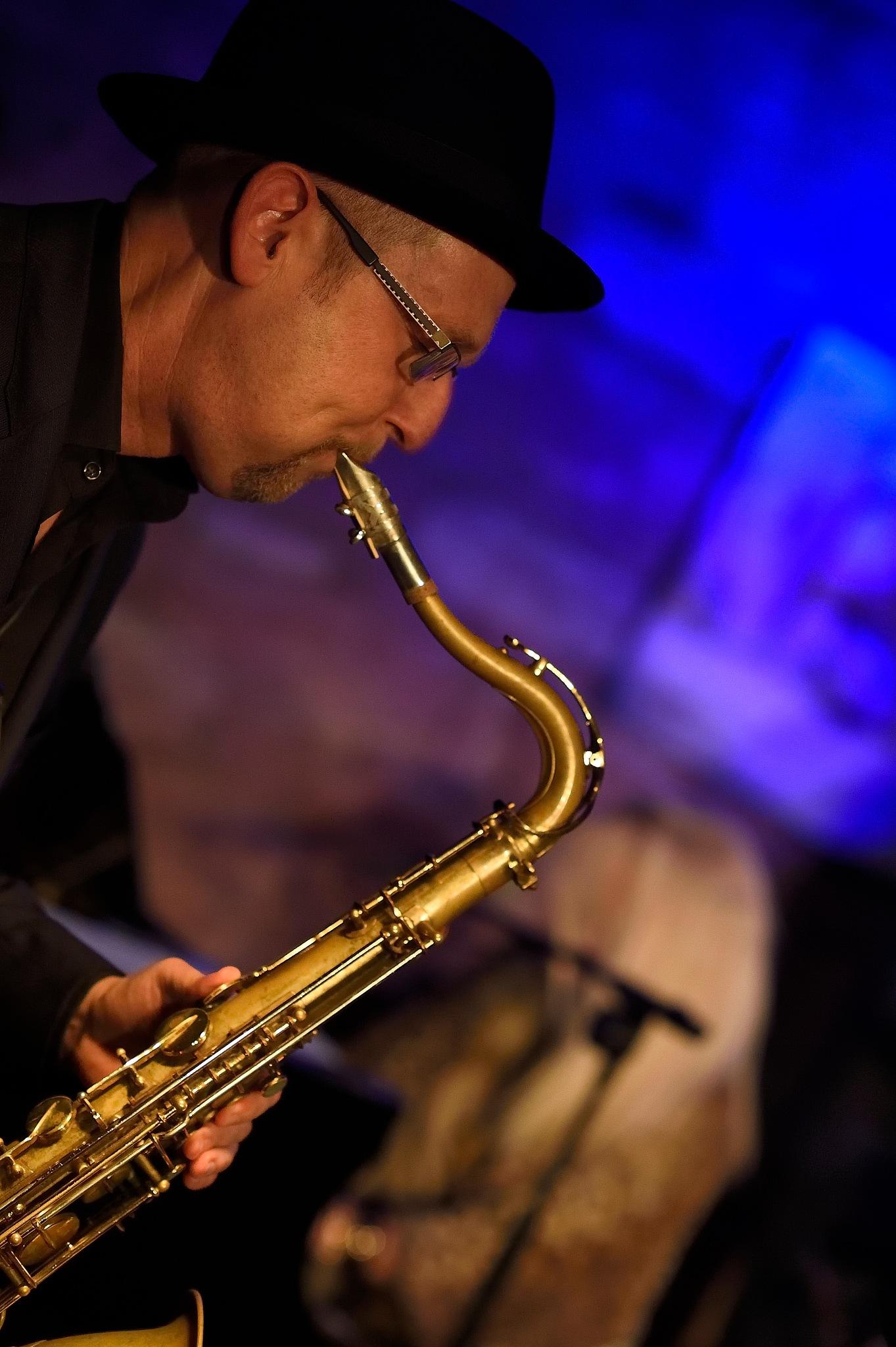 The Sax Jan by Jörg-Peter Hohmann