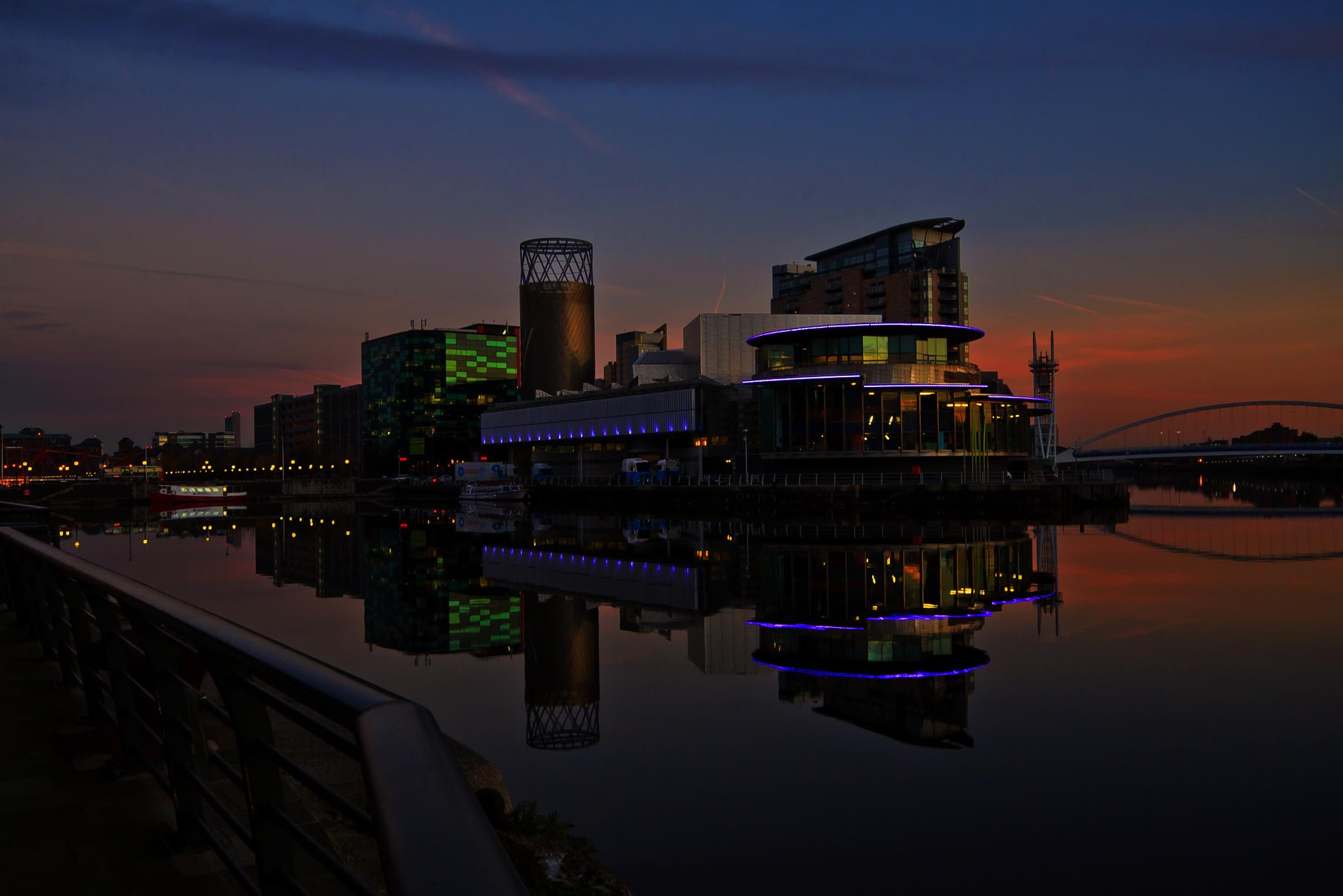 Sunset by Steve Rawlings