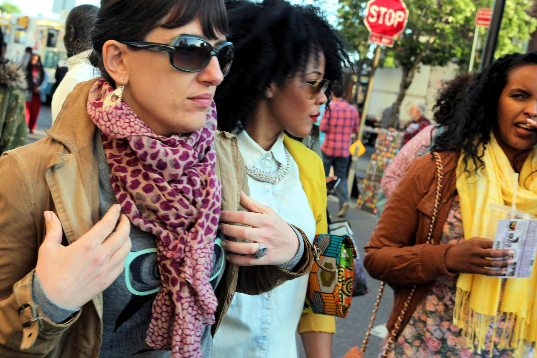 African Street Festival Brooklyn, New York by robteilets