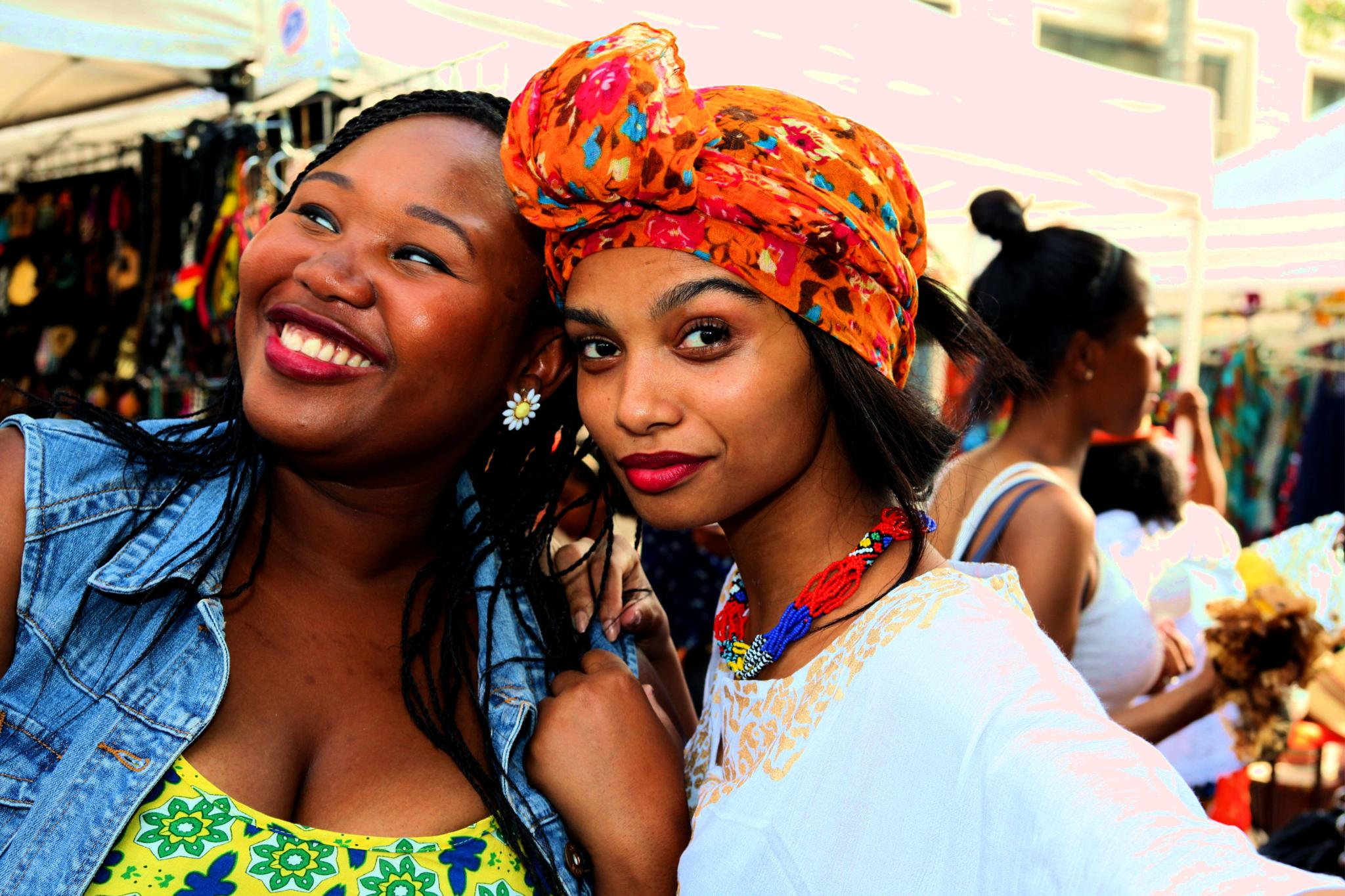 African Street Festival Brooklyn, New York by robteilets