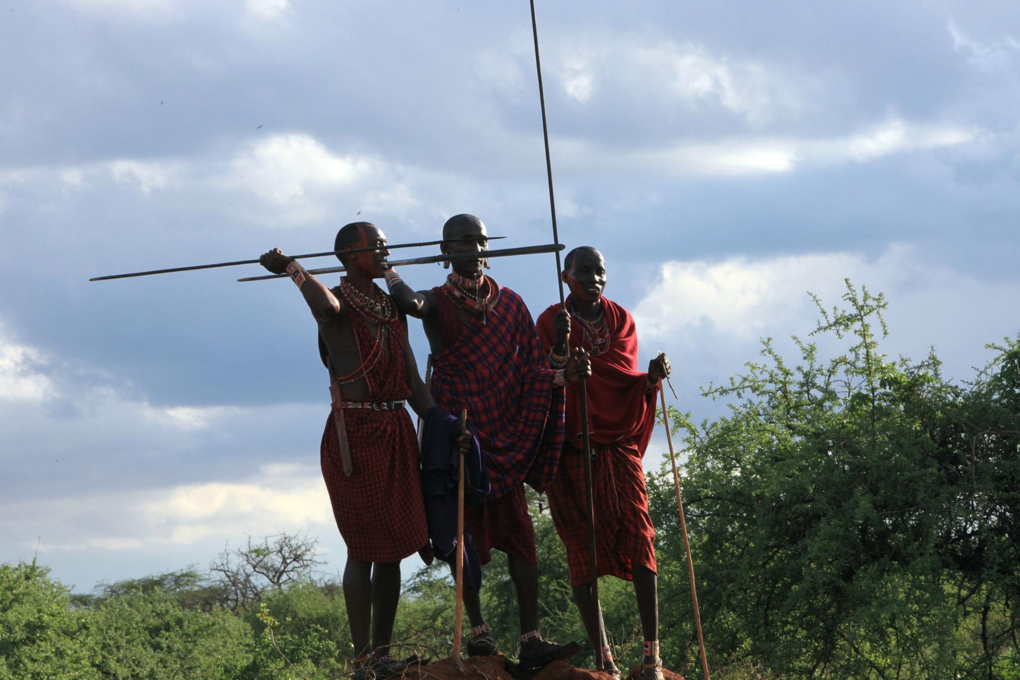 The Maasai, Kenya by robteilets