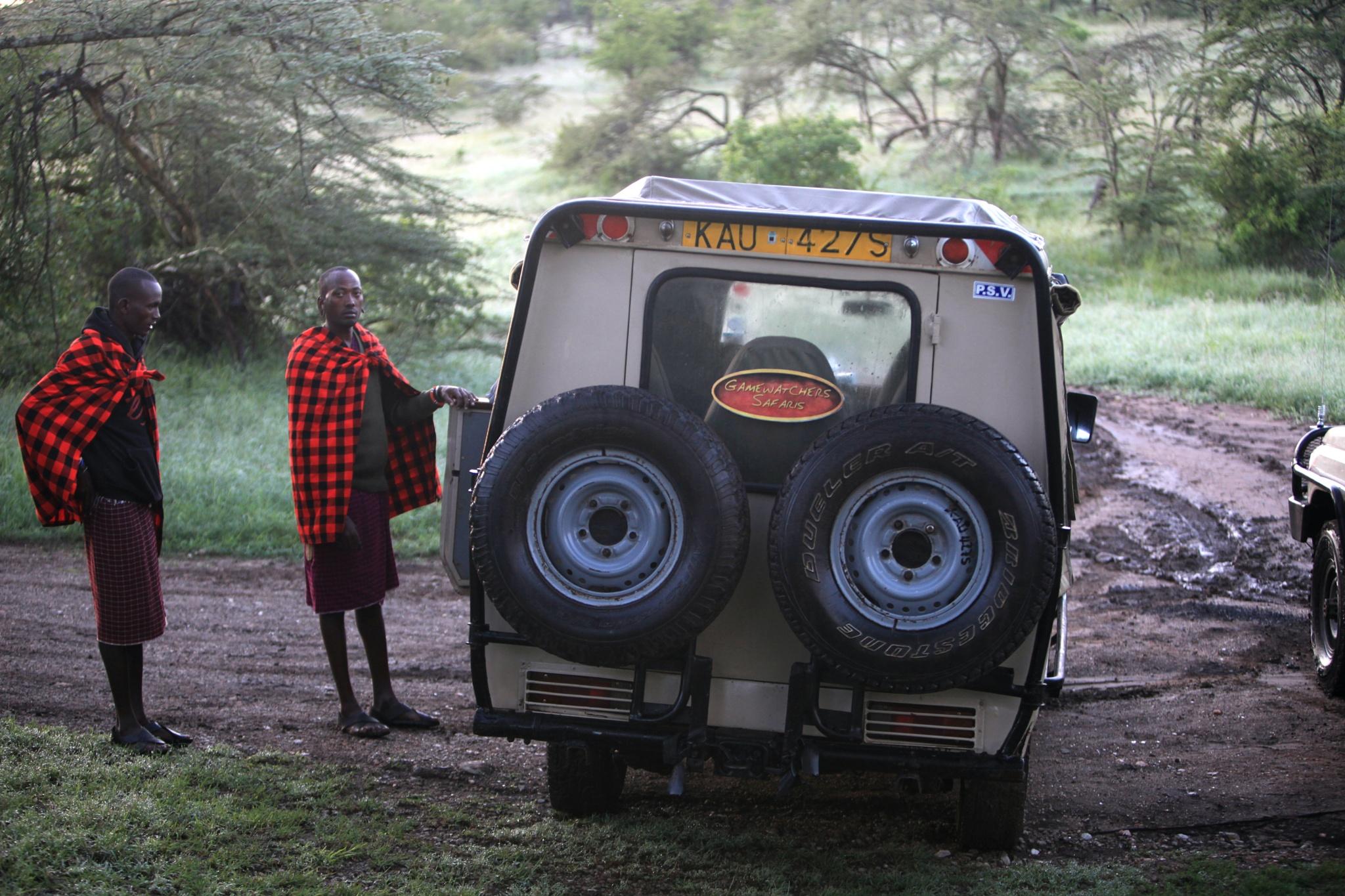 Journey Through Kenya by robteilets