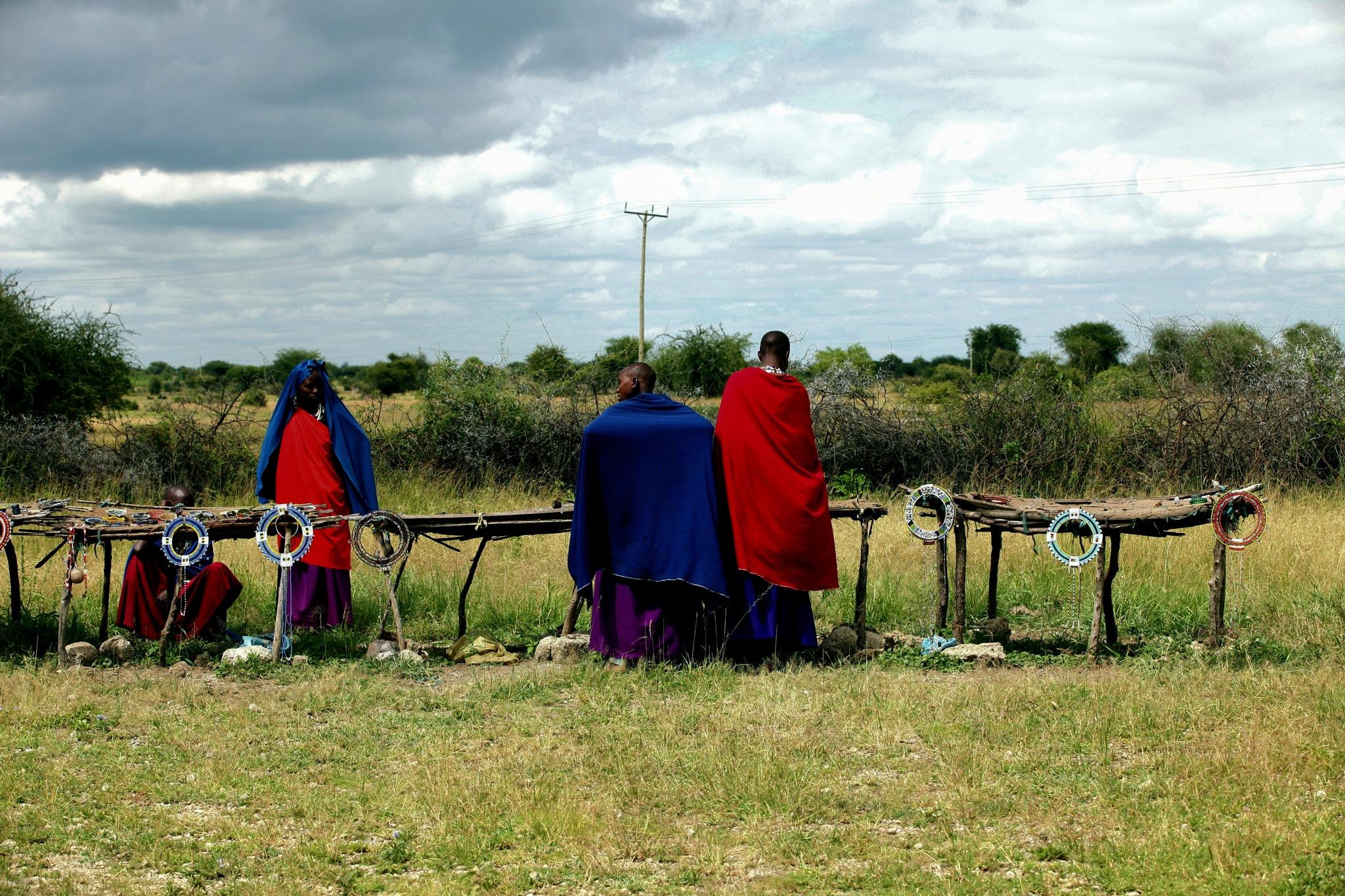 The Maasai Of Tanzania by robteilets