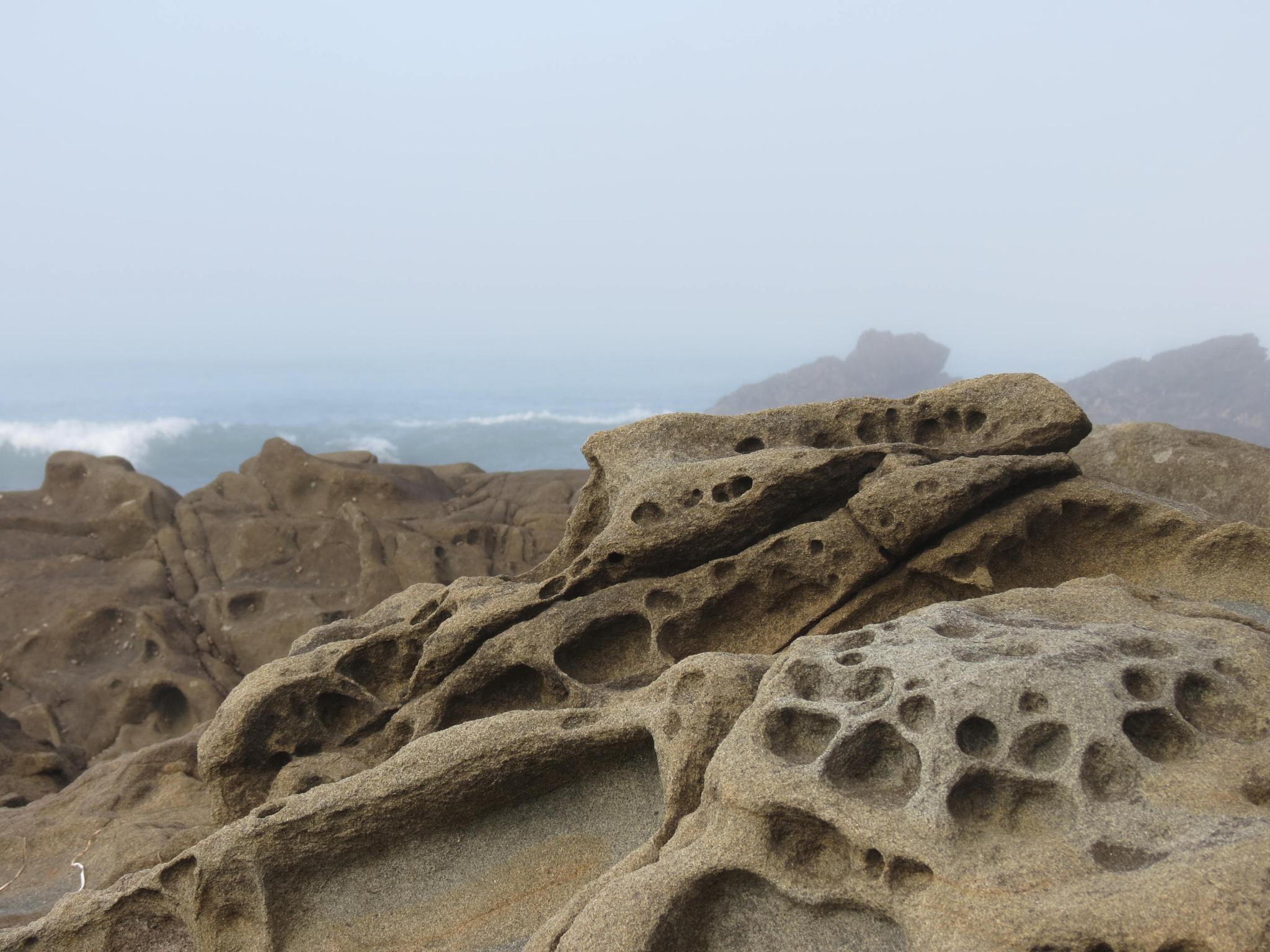 Sandstone Beach by GWHedman