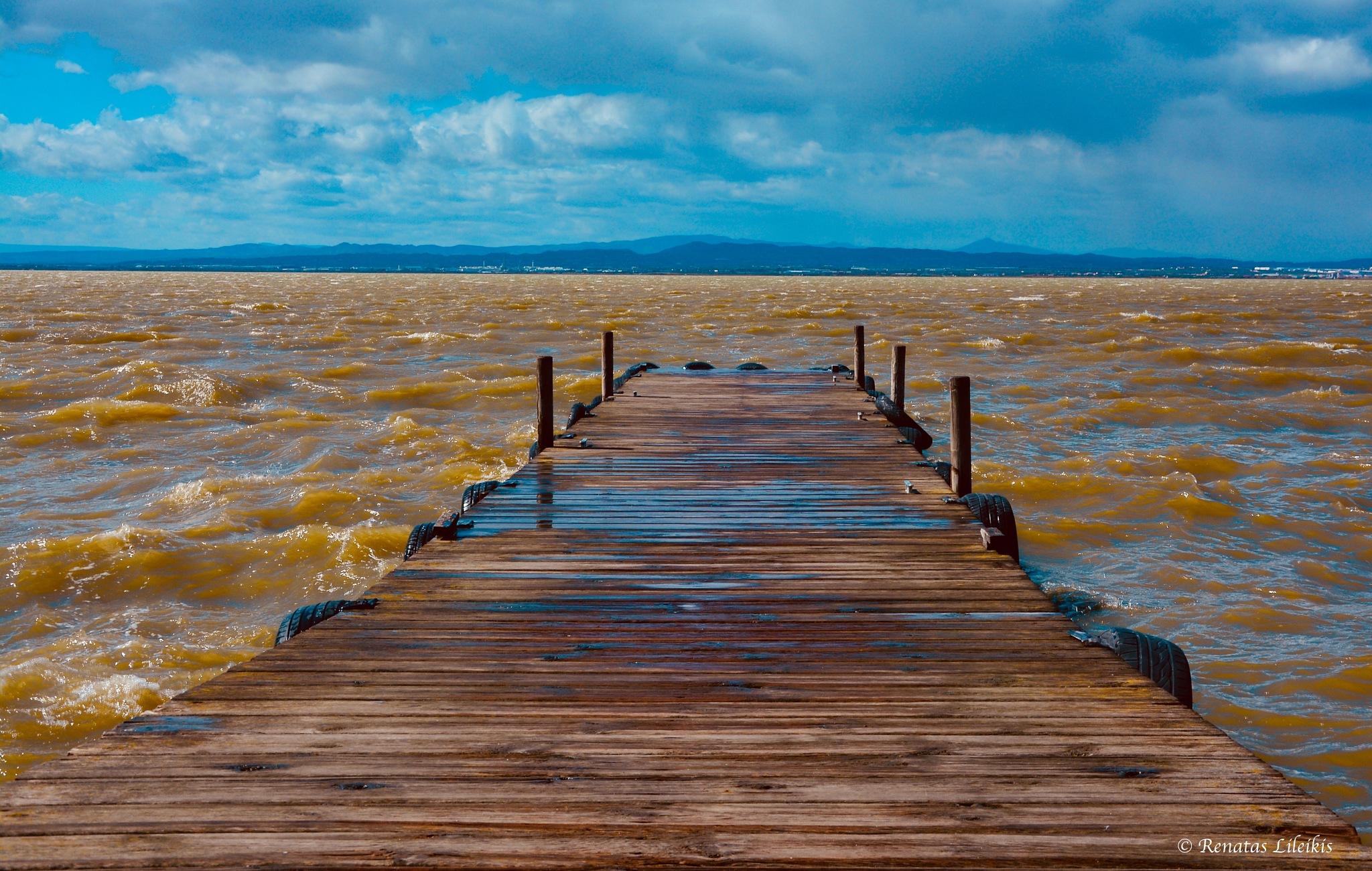 Puente by Renatas Lileikis