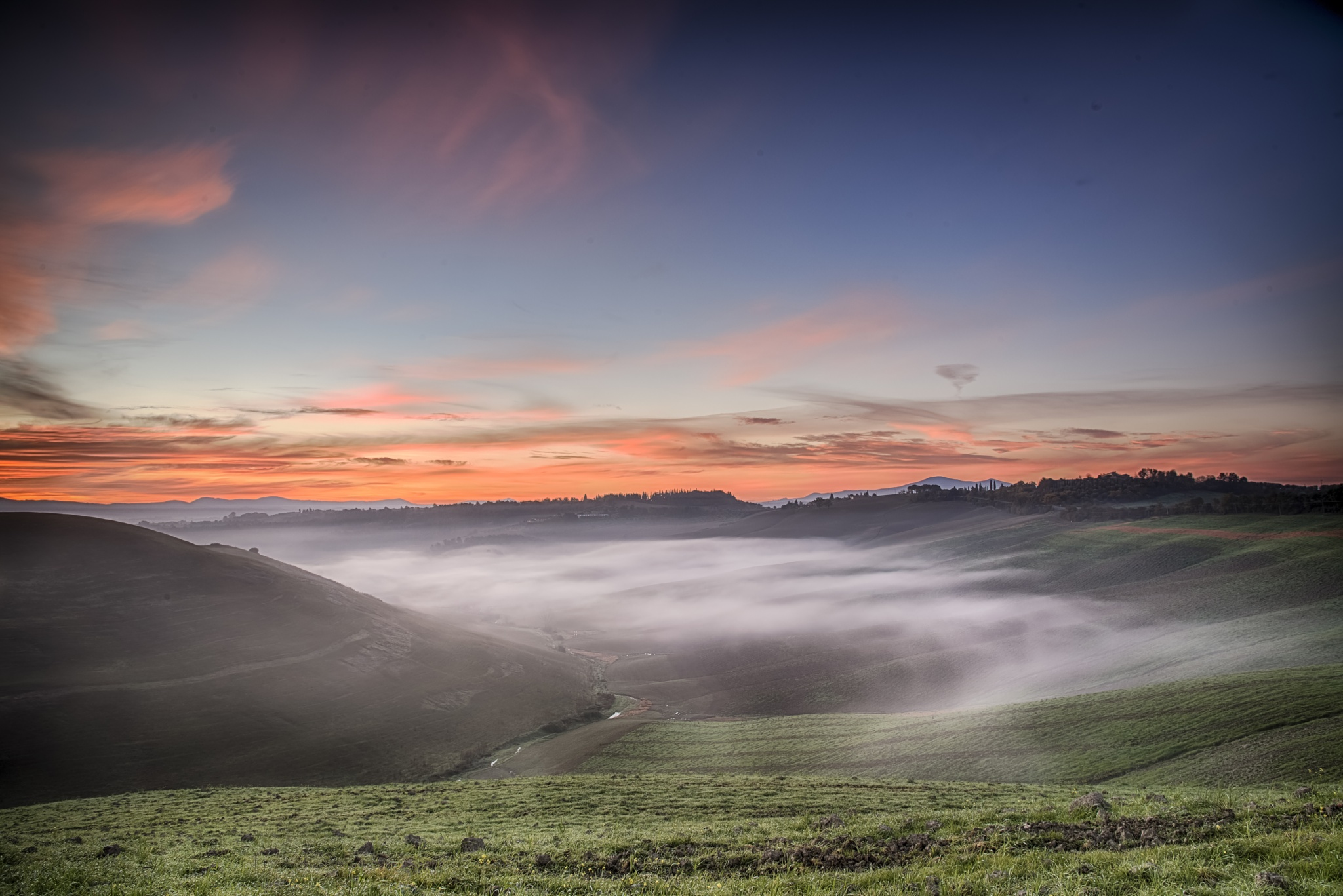 Sunrise by MauMar