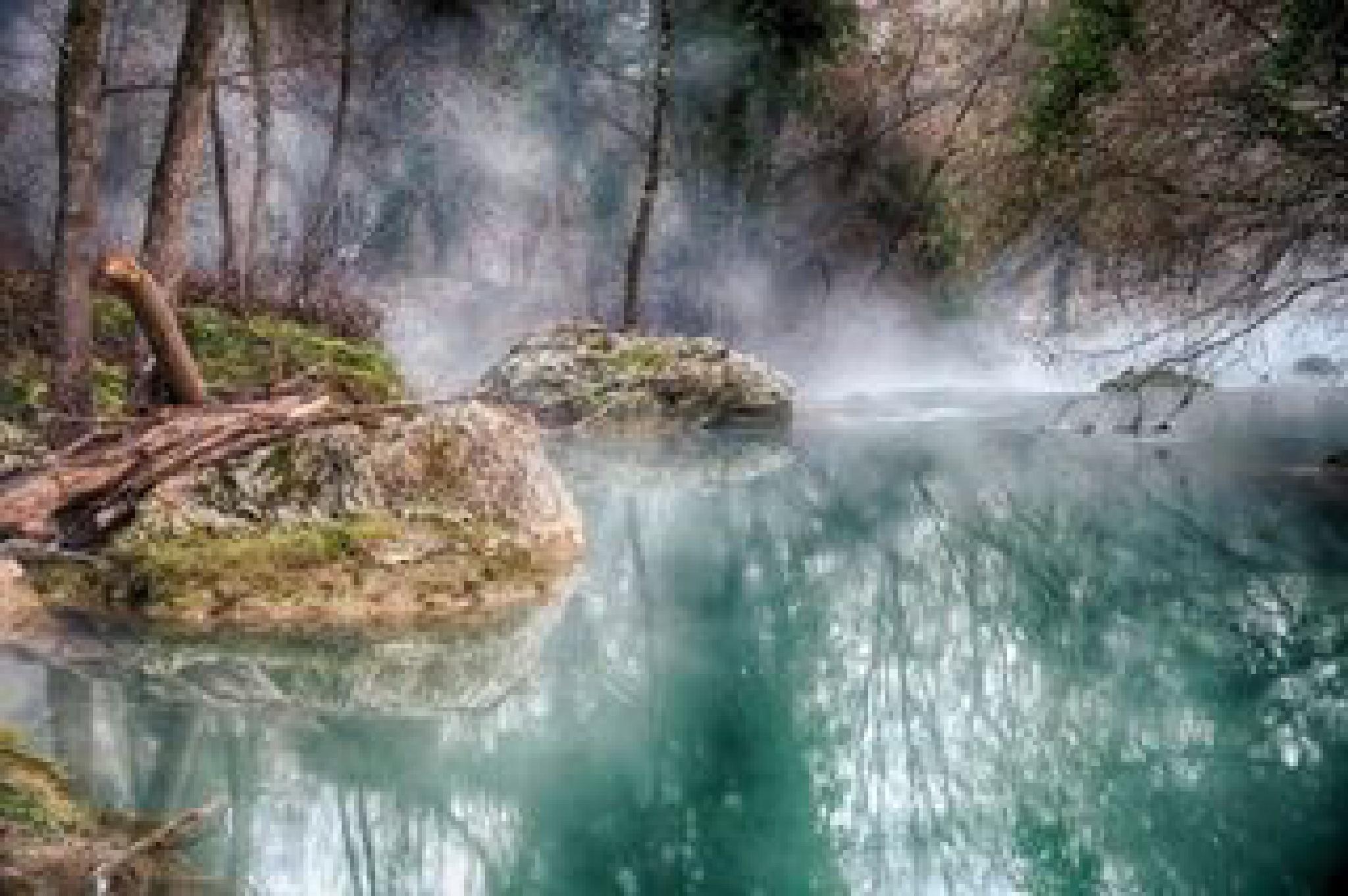 Fairy River  by MauMar
