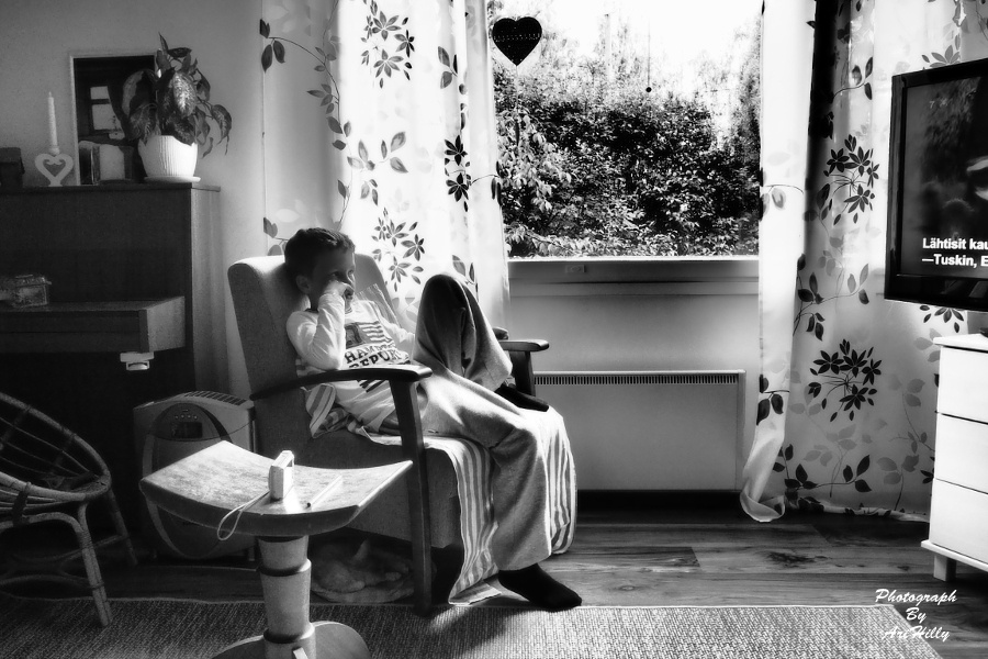 Photo in Random #livingroom #boy #chair #chairs #piano #window #room #cat #finland #tv #arihilly #ari hilly #ari #hilly