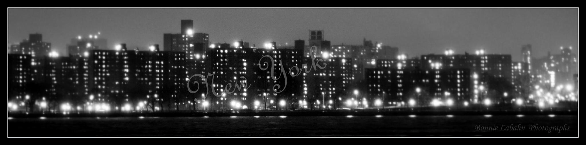 New York Skyline by Upic1