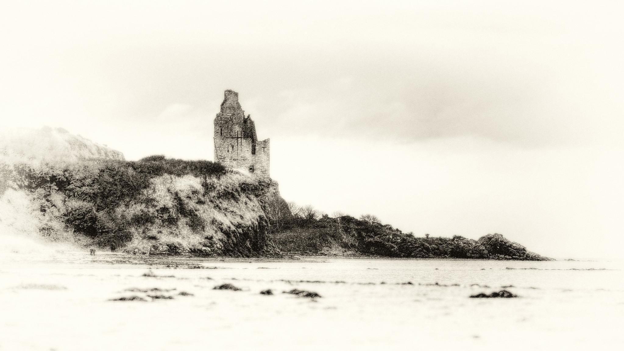 Greenan Castle by scrawcreations  (Stephen)