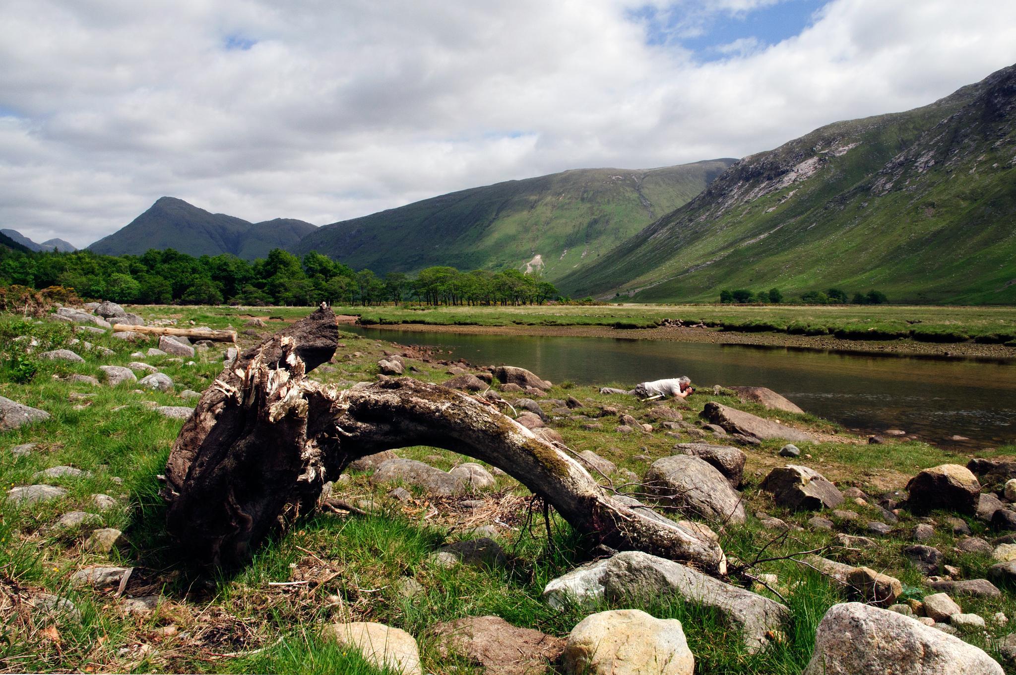 Loch Etive by scrawcreations  (Stephen)