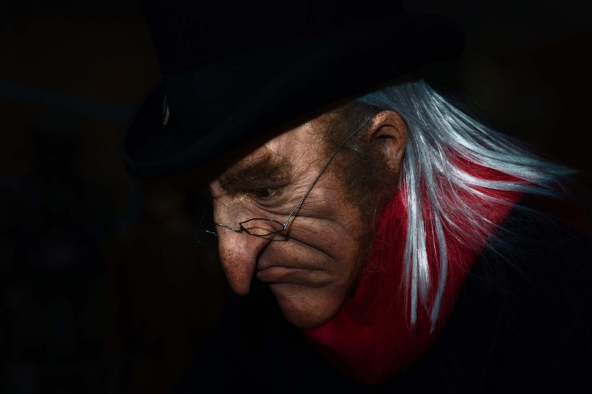 Scrooge by scrawcreations  (Stephen)