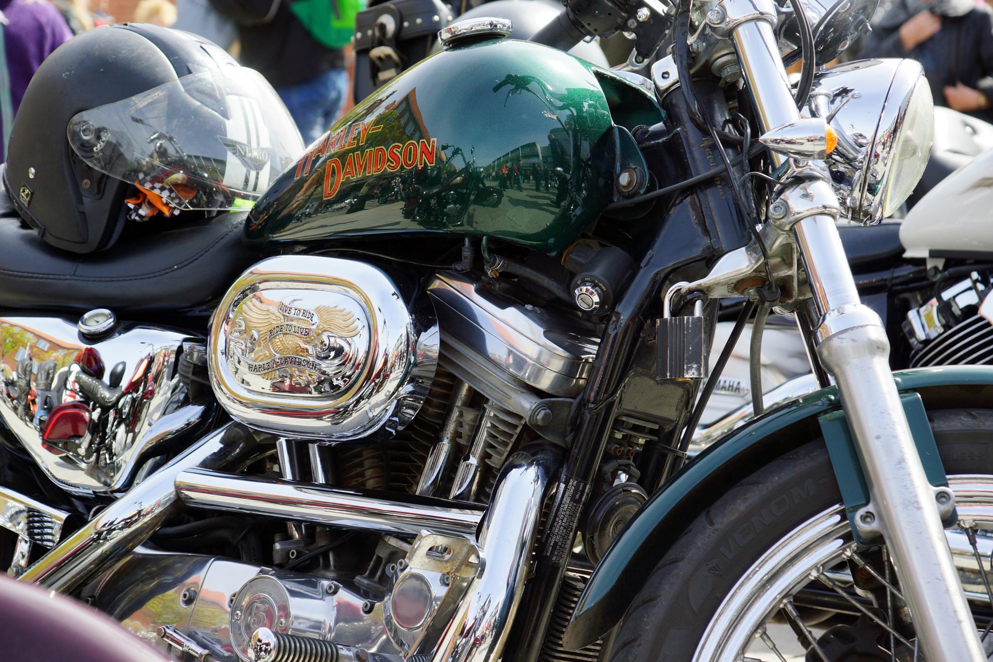 Harley Davidson by PoulErikVistoftNielsen