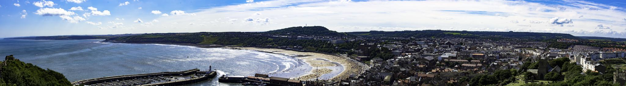 Scarborough South Bay by Neil Vary