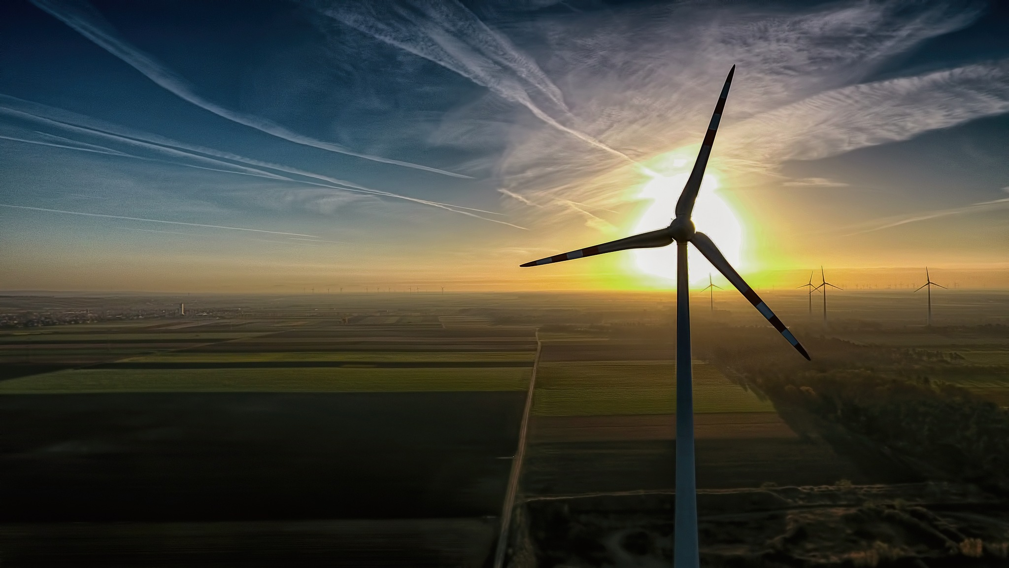 Wind Power by Gerald Berger