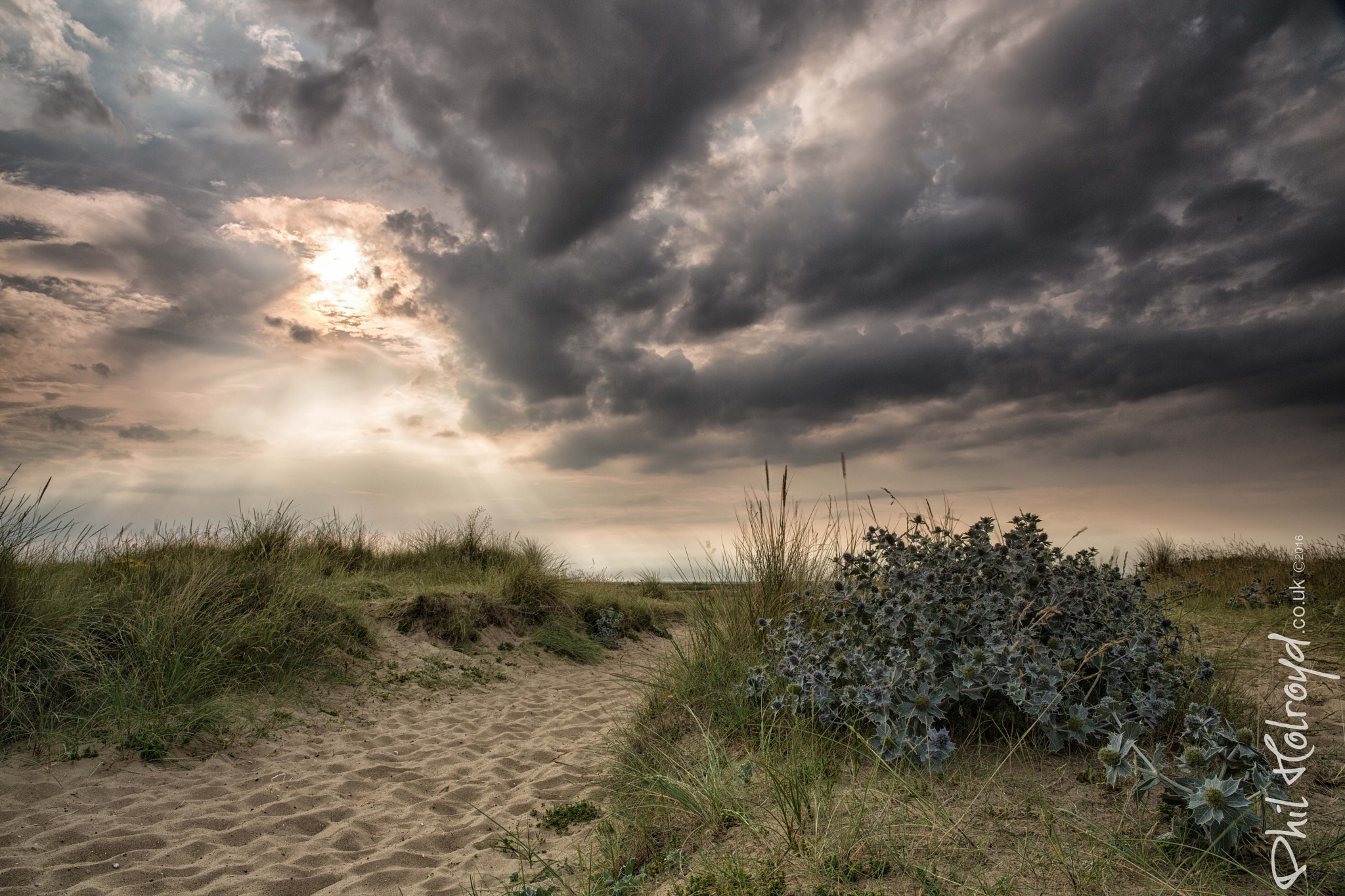 Dramatic Sky by Phil