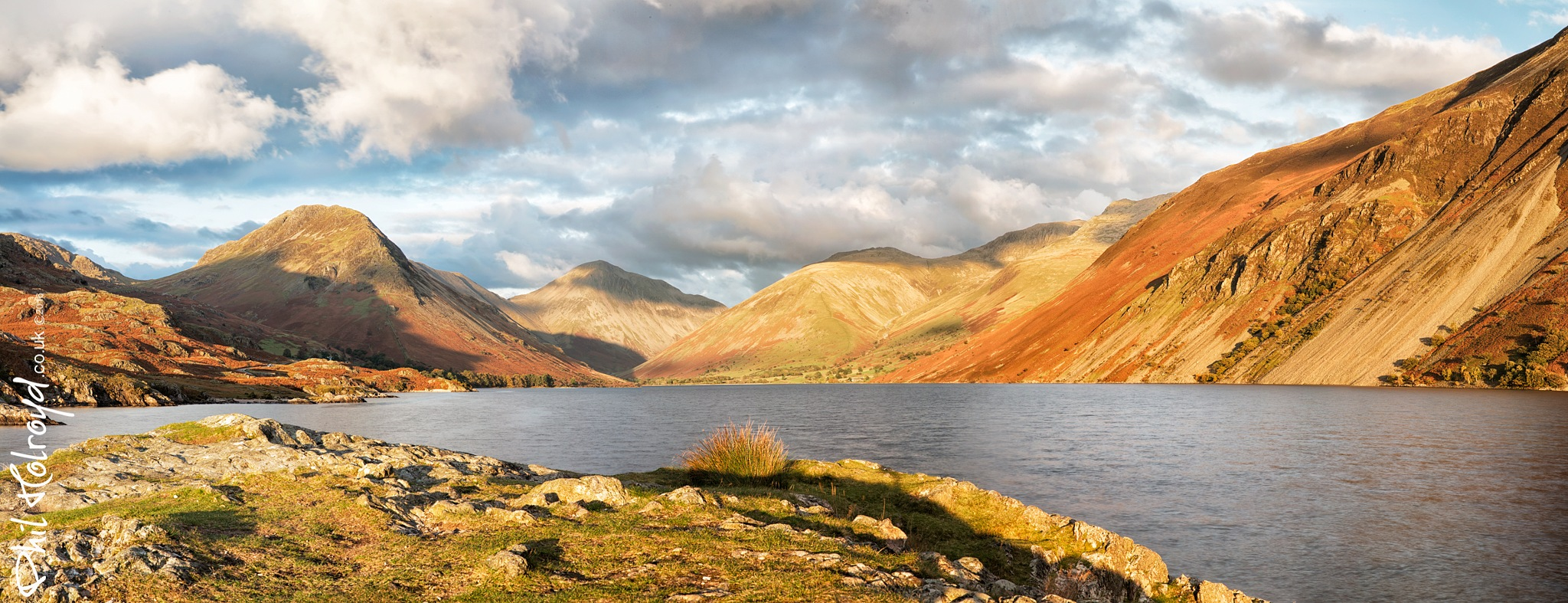 Golden Great Gable by Phil