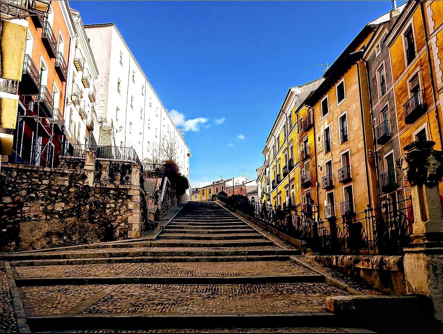 Stairway by Gregorio Emper