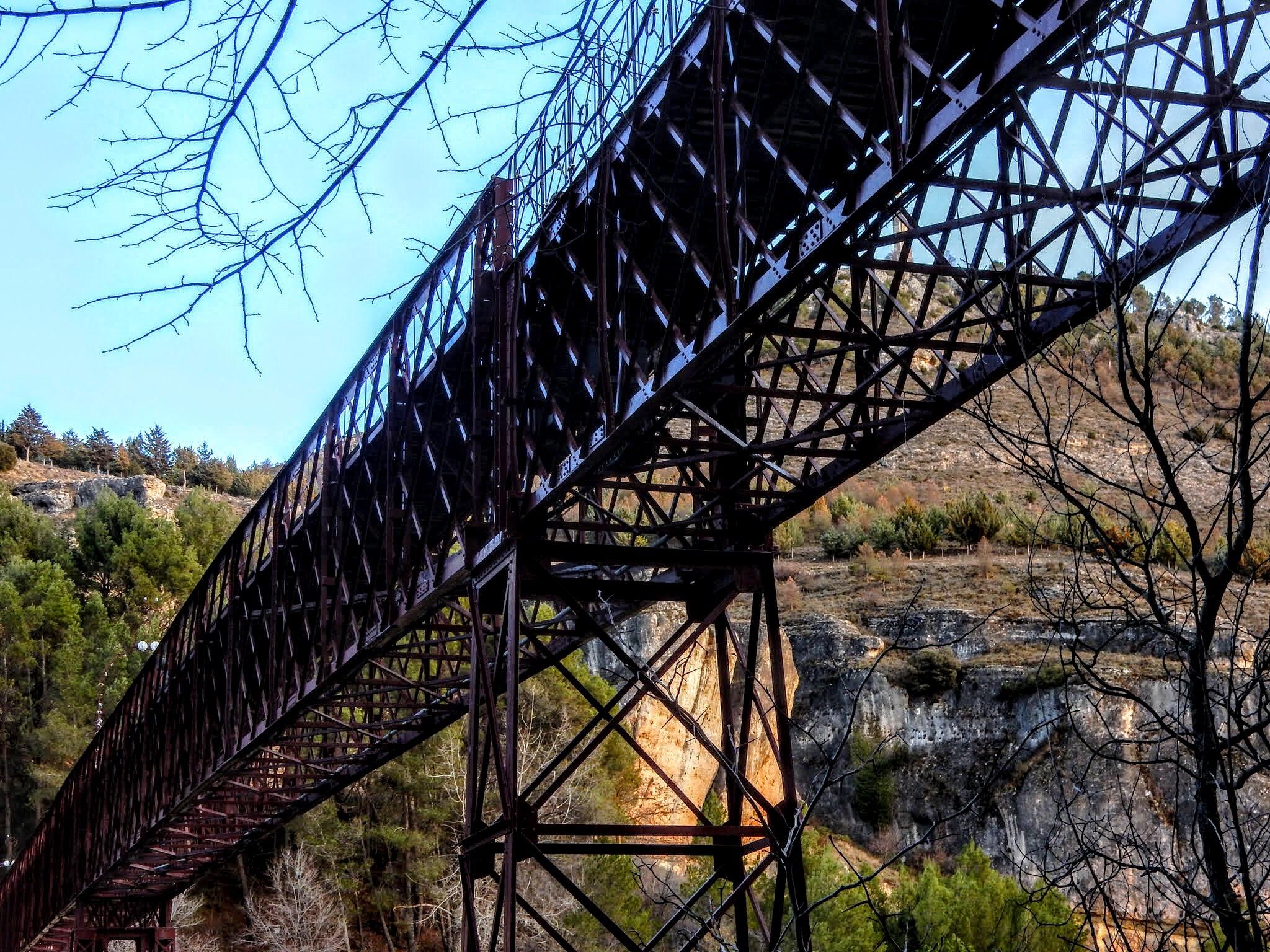 San Pablo Bridge  by Gregorio Emper