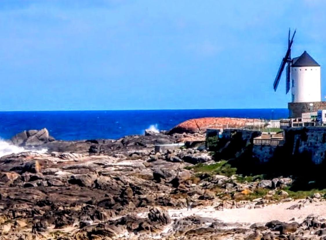 Around Cape Siileiro by Gregorio Emper