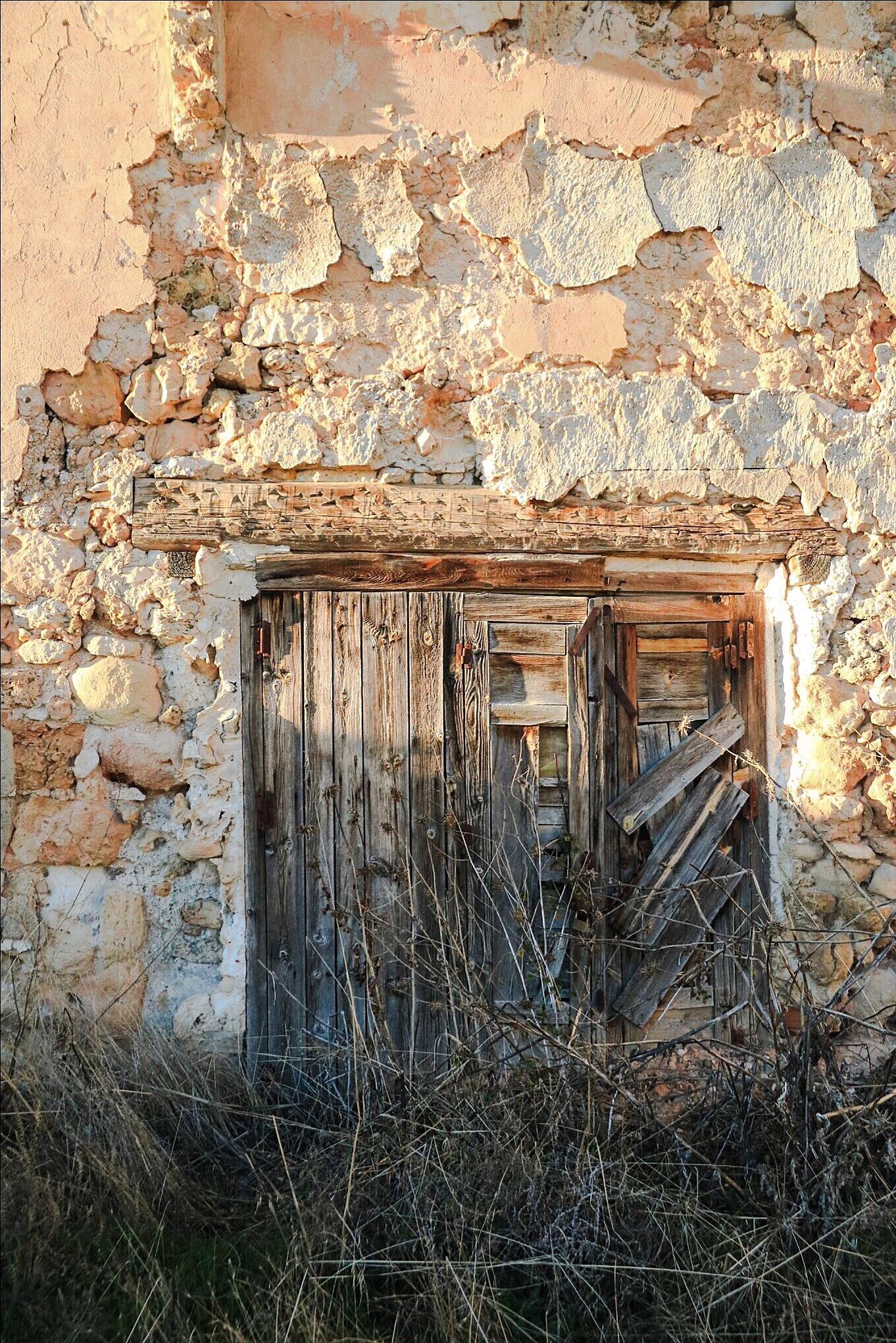 Forgotten Door by Gregorio Emper