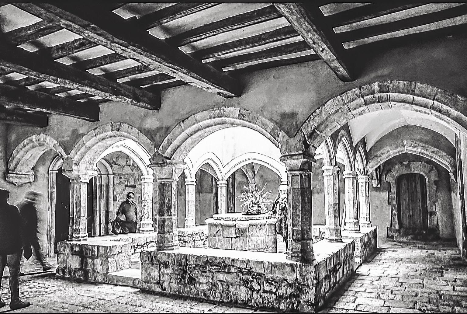 Patio (Courtyard) by Gregorio Emper