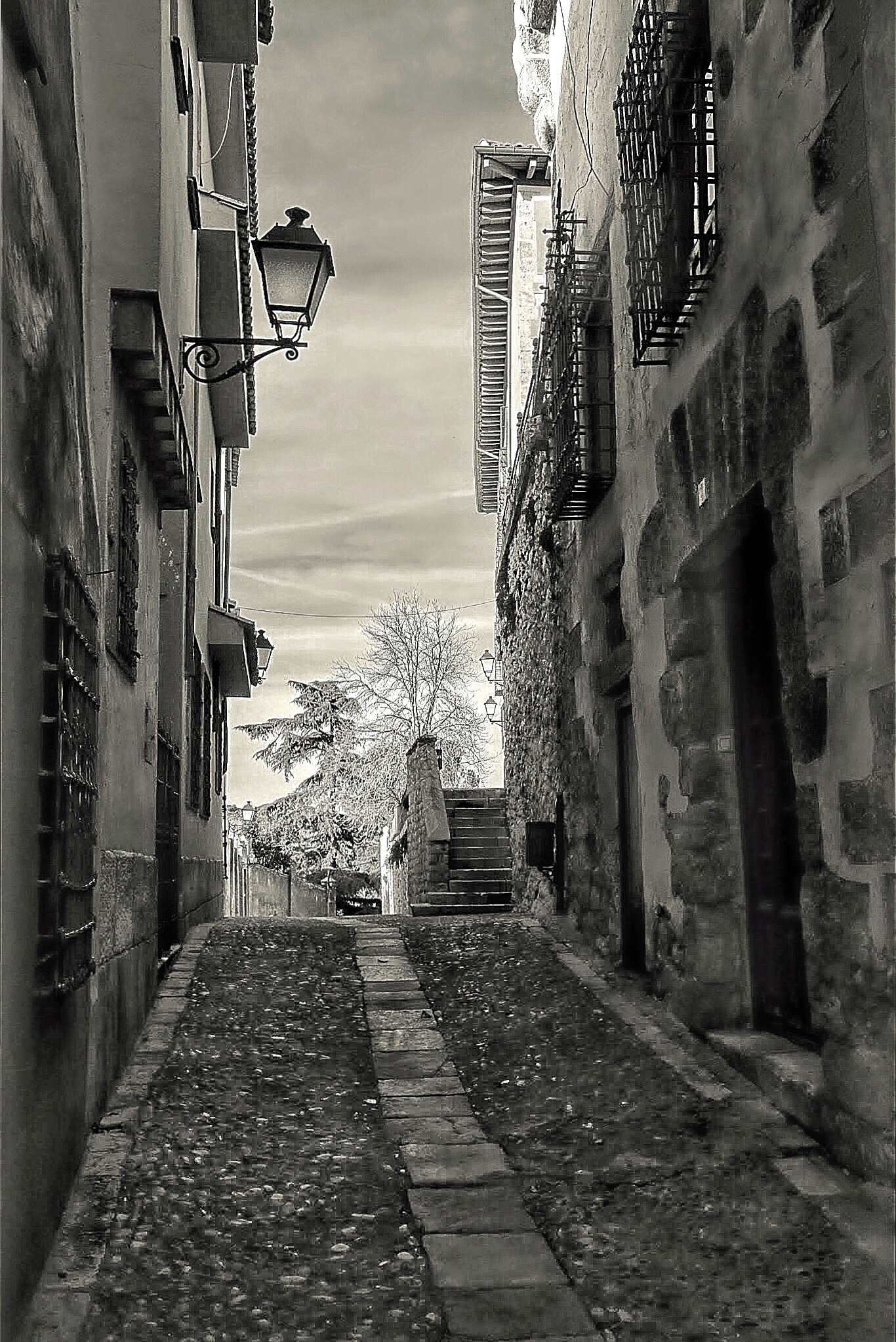 Pilares Street by Gregorio Emper