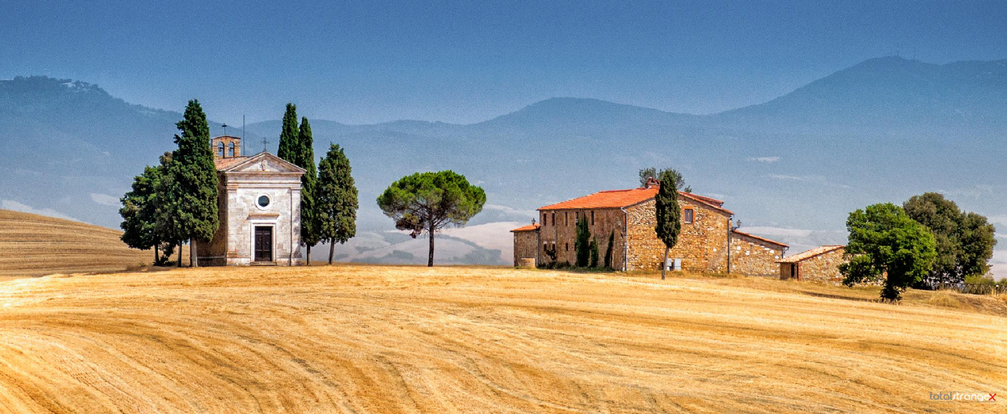 Tuscany by totalstranger