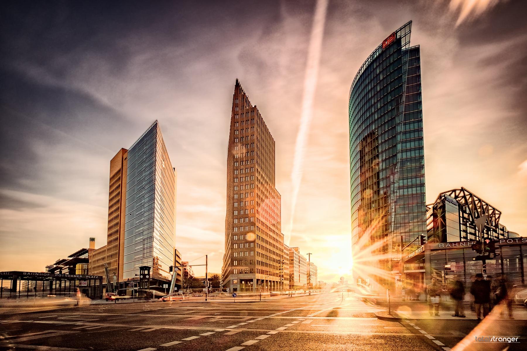 Berlin by totalstranger