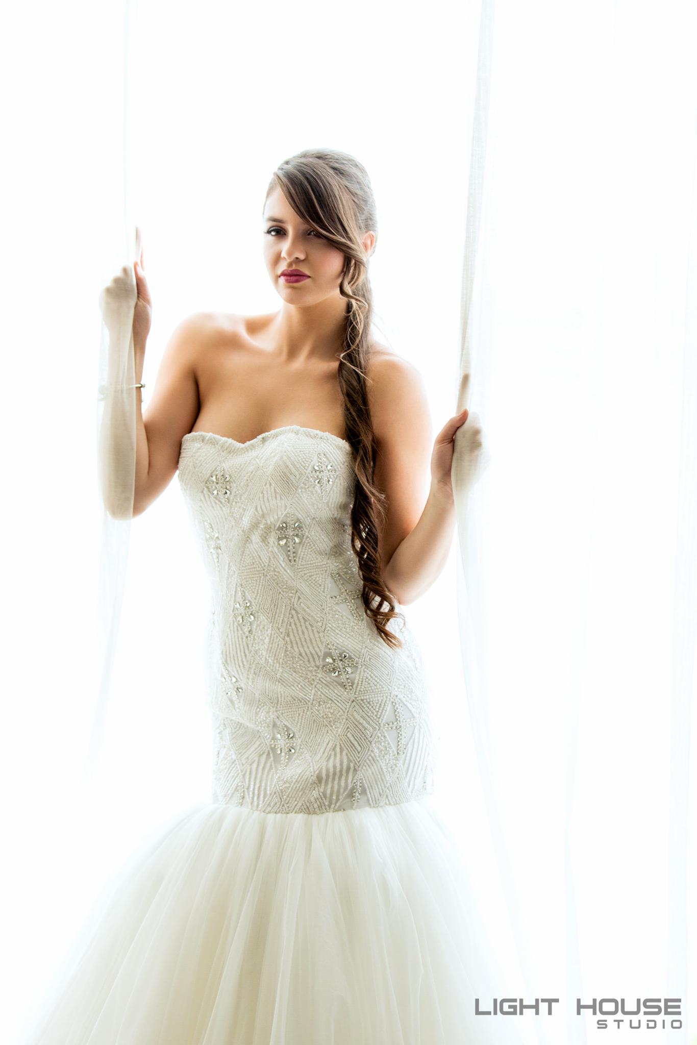 Bridal photoshoot  by Light House Studio Dubai