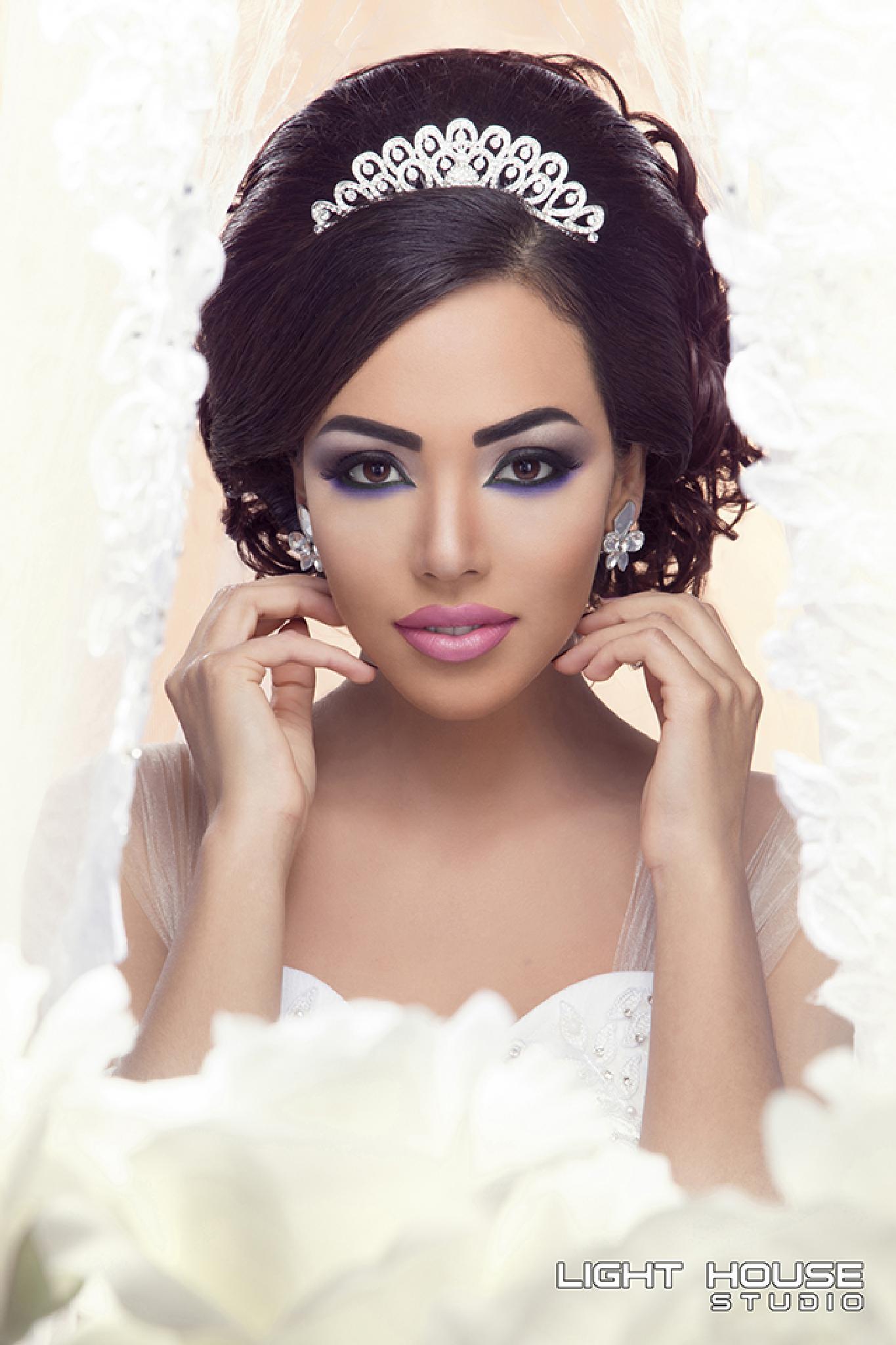 Previous Bridal photoshoot  by Light House Studio Dubai