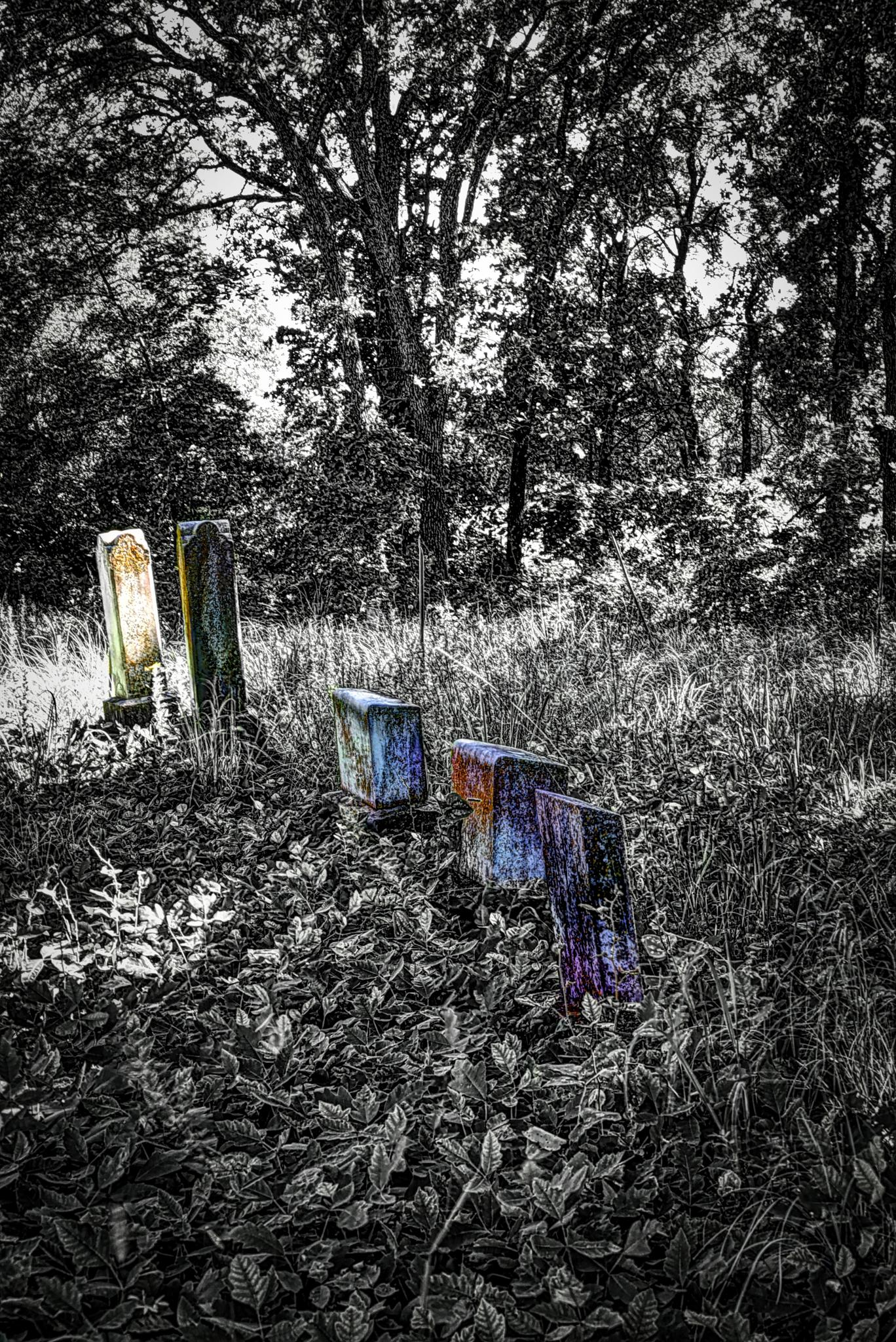 The Five Stones by kdmoody56
