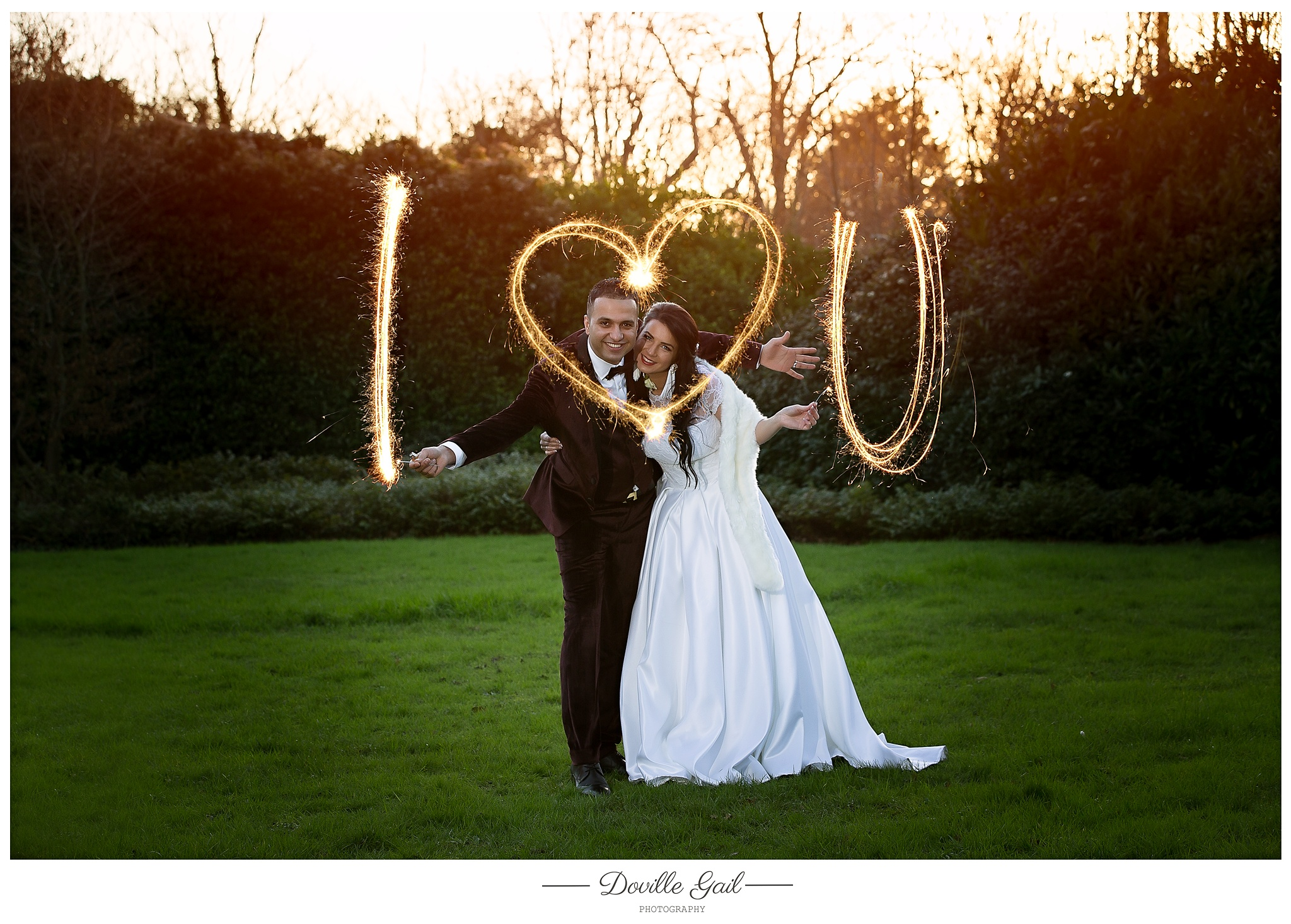 wedding photographer - Doville Gail by doville