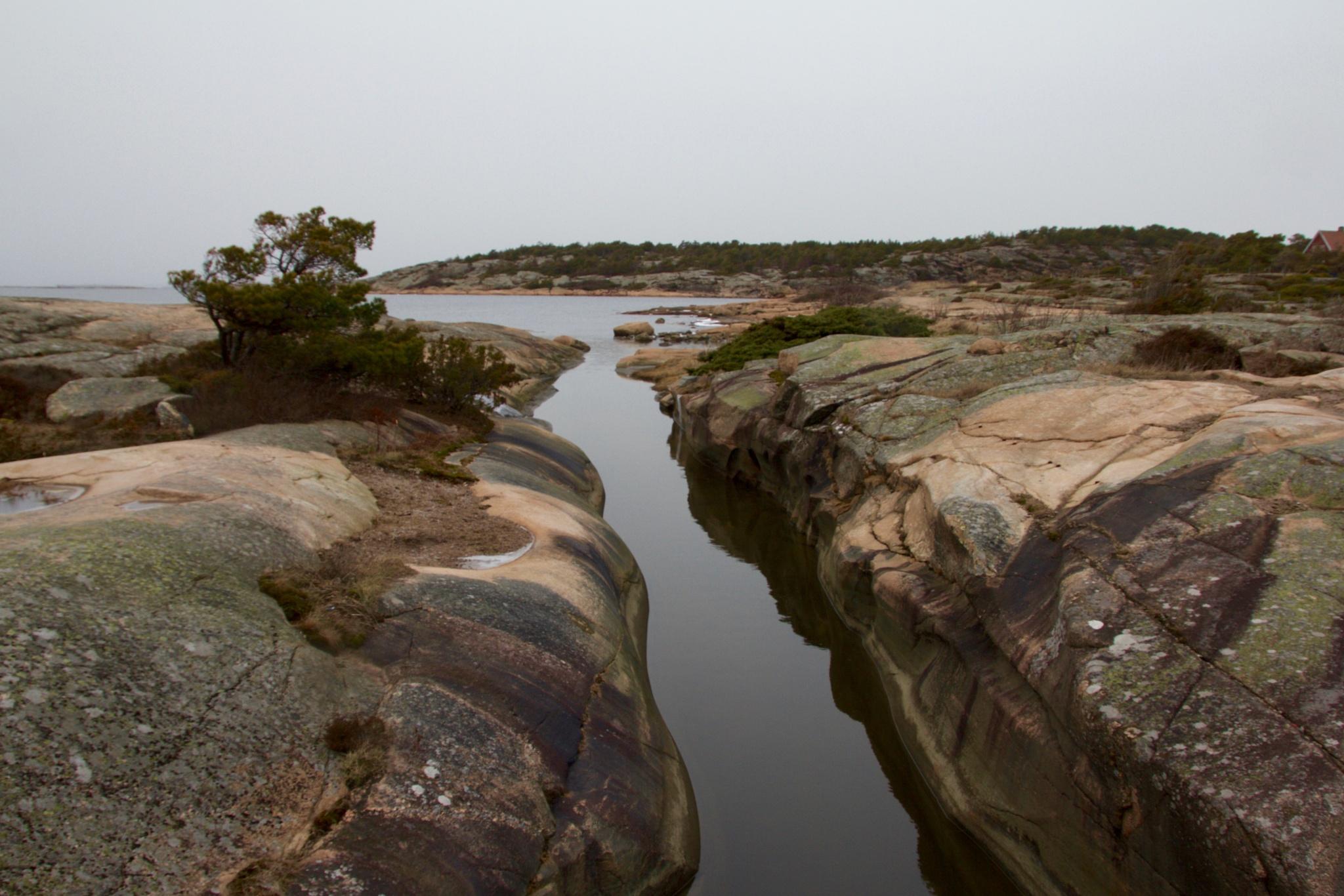 Seaside by Cecilie Hansteensen
